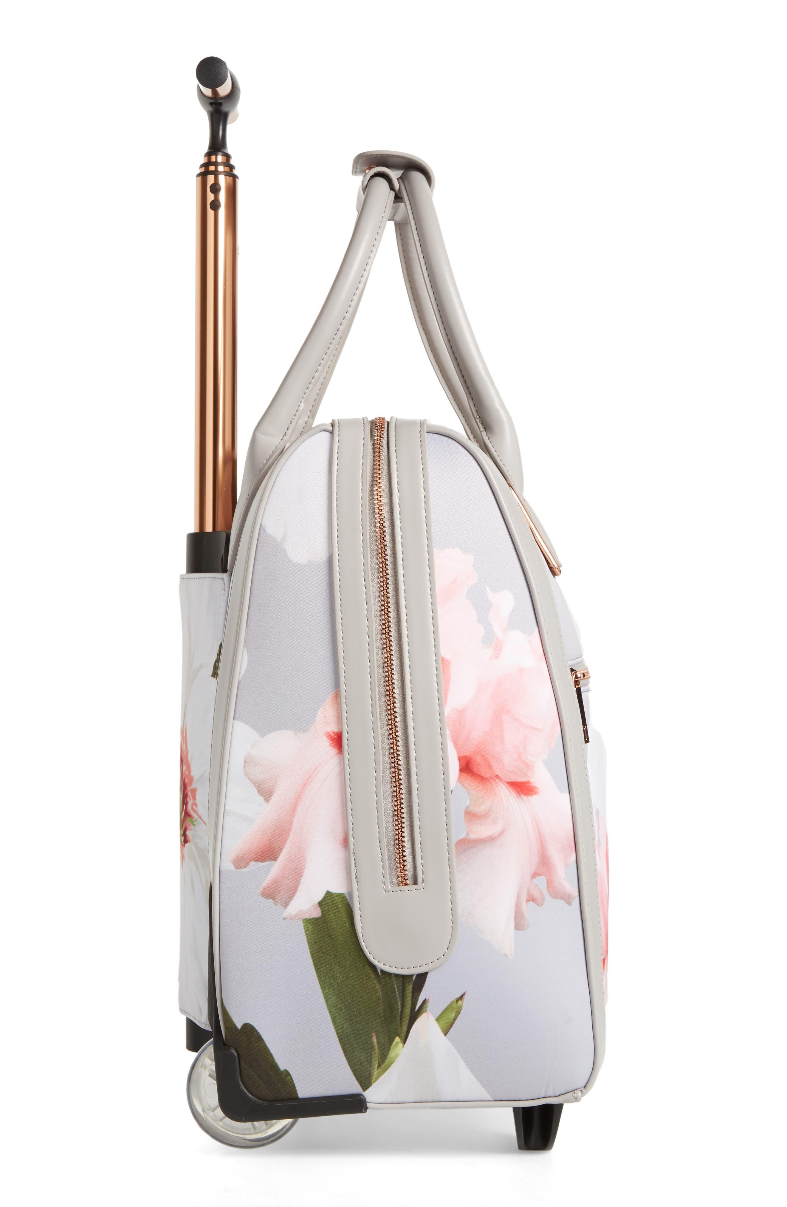 Ordina Chatsworth Bloom Travel Bag,                             Alternate thumbnail 3, color,                             020