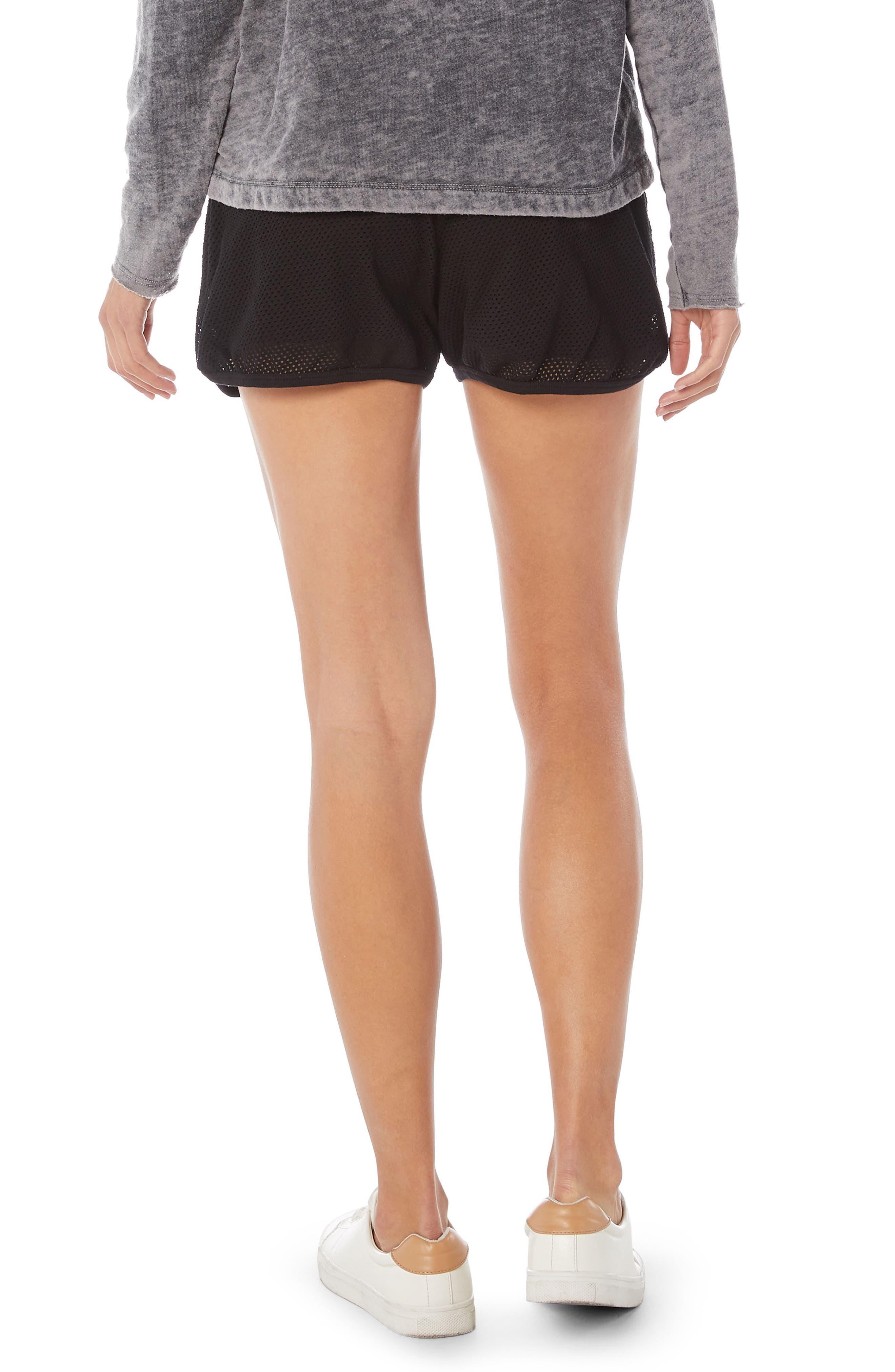 Mesh Shorts,                             Alternate thumbnail 2, color,                             001