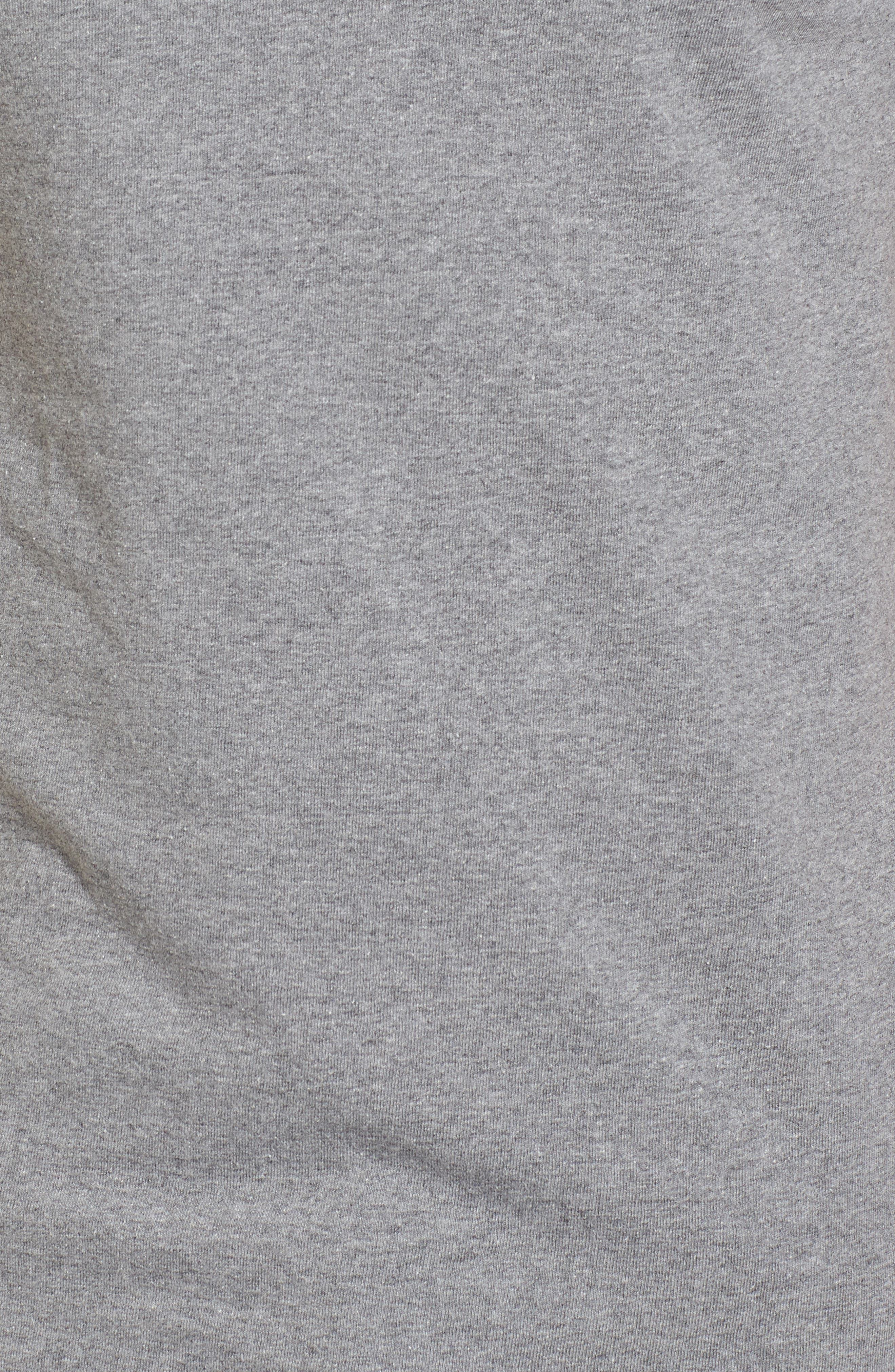 Glacier View Rising Responsibili-Tee T-Shirt,                             Alternate thumbnail 5, color,                             020