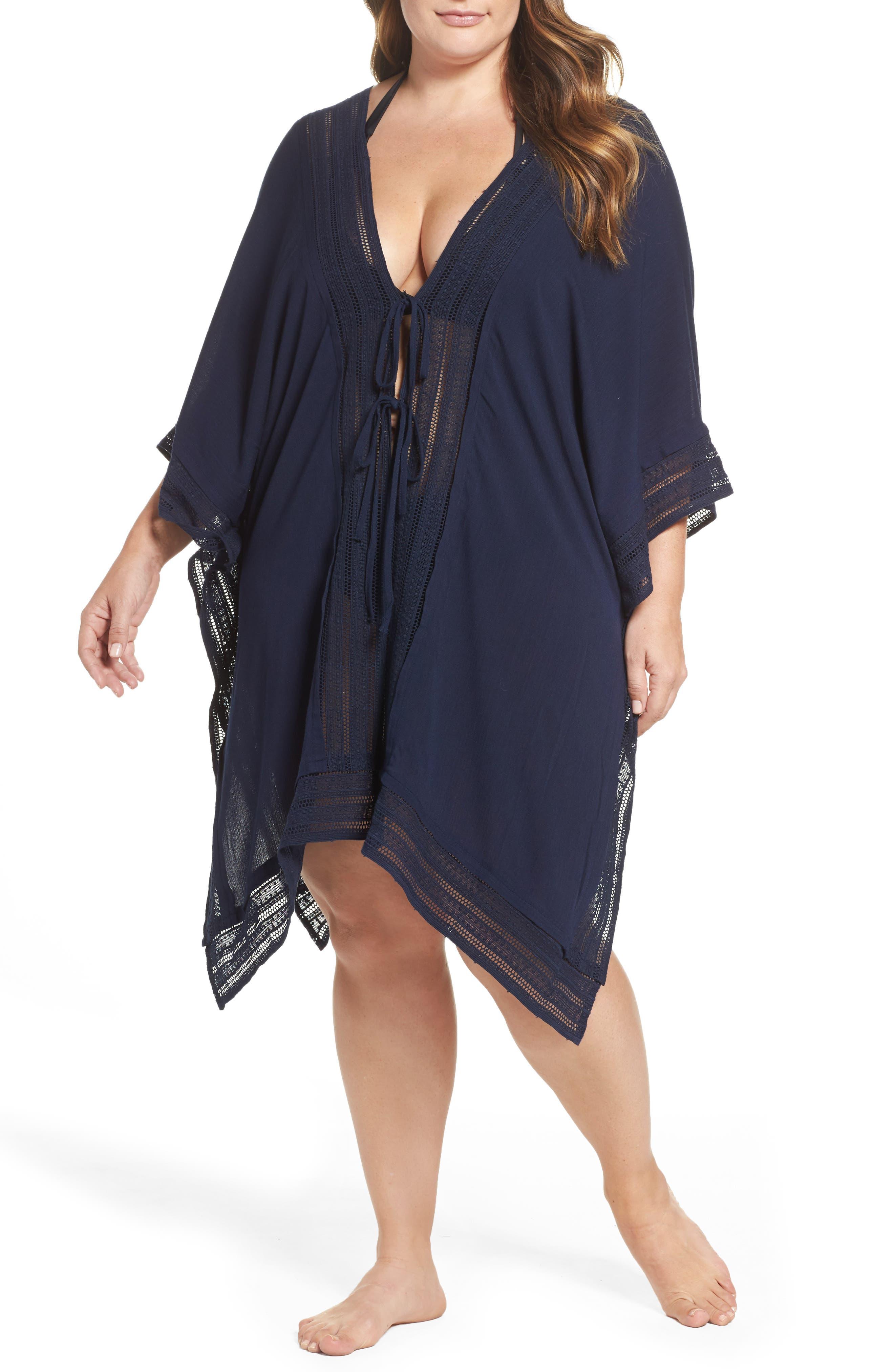 Plus Size Muche Et Muchette Serendipity Cover-Up Tunic