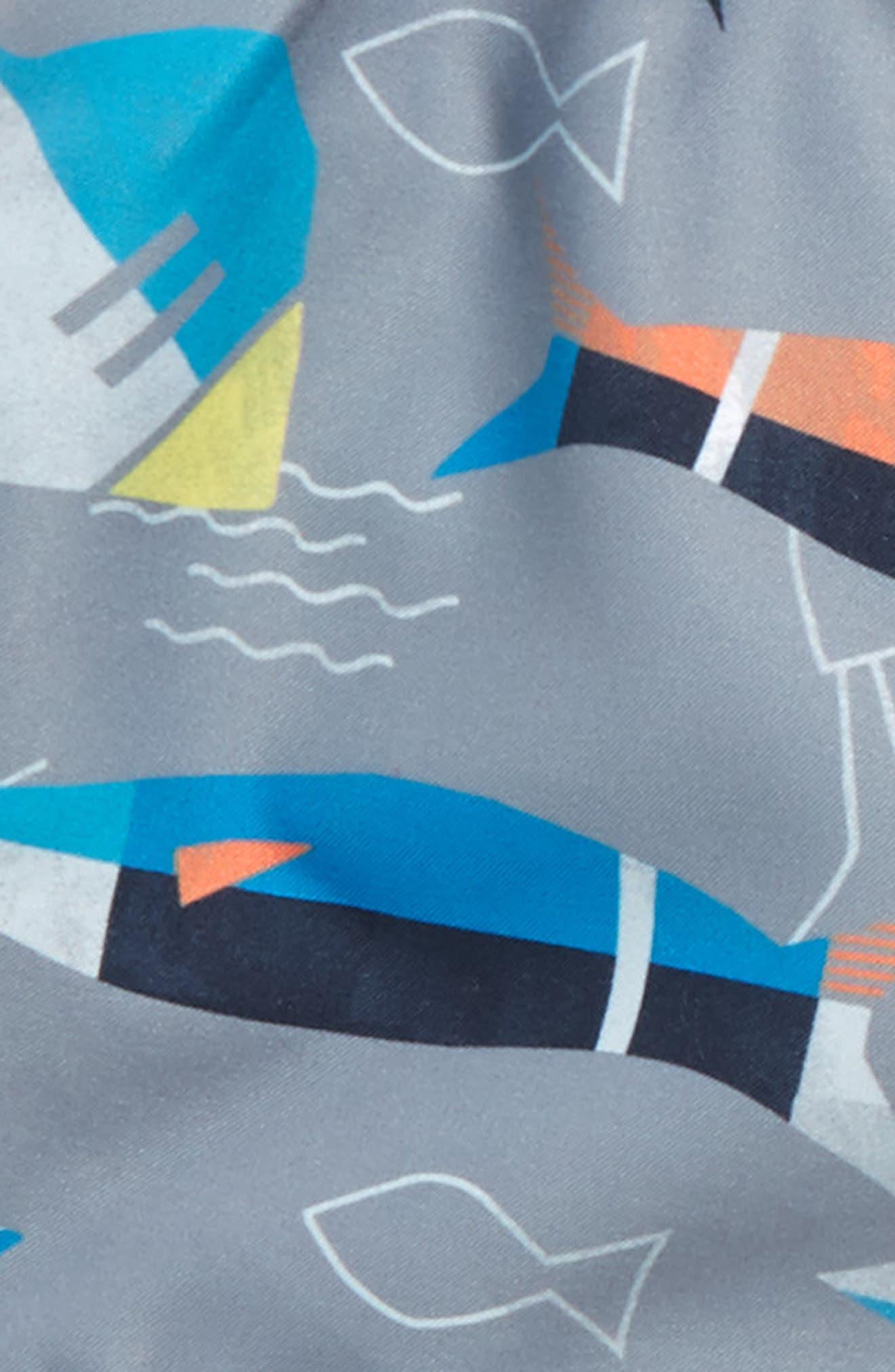 Salt Water Swim Trunks,                             Alternate thumbnail 2, color,                             020