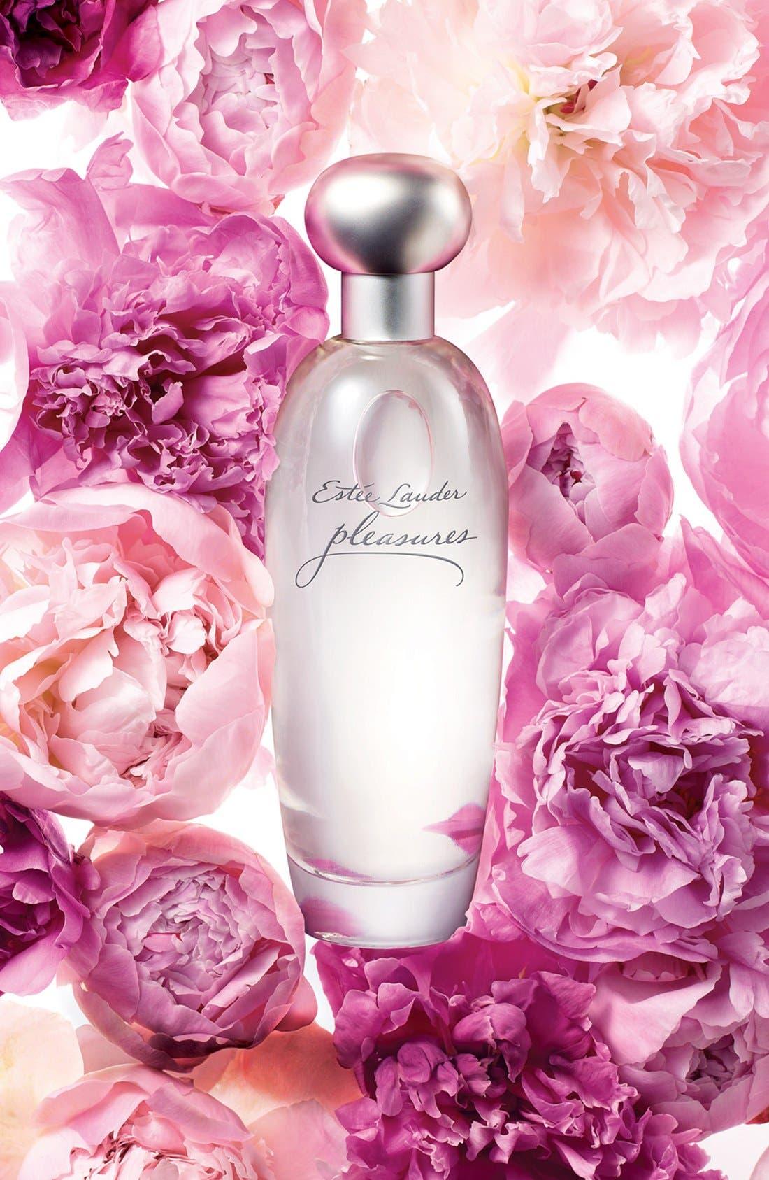 pleasures Eau de Parfum Spray,                             Main thumbnail 2, color,                             NO COLOR 2