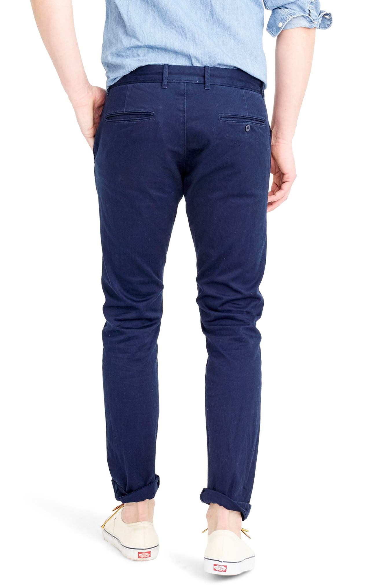 484 Slim Fit Stretch Chino Pants,                             Alternate thumbnail 20, color,