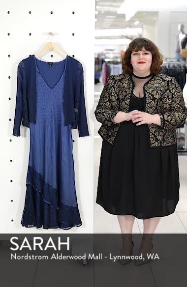 Komorov Midi Dress with Jacket, sales video thumbnail
