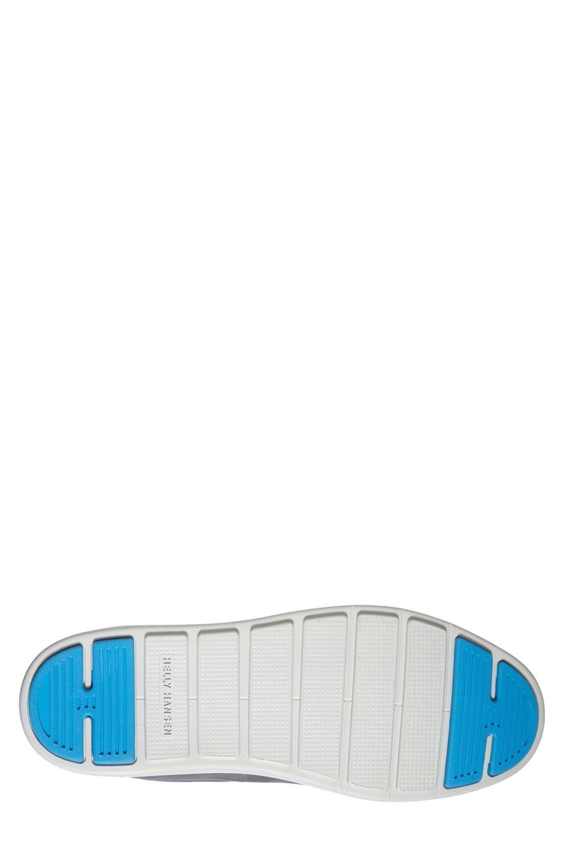'Stockholm' Waterproof High Top Sneaker,                             Alternate thumbnail 11, color,