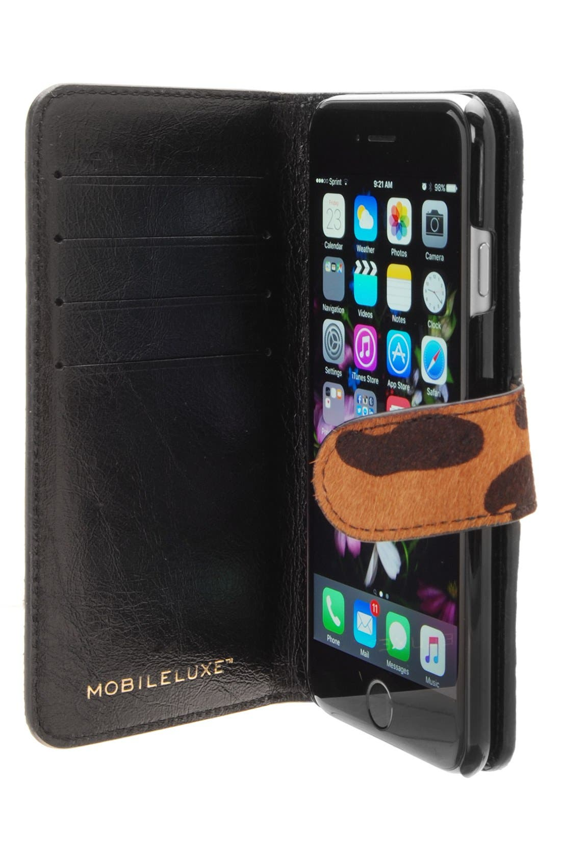 iPhone 6/6s Wallet Case,                             Alternate thumbnail 12, color,