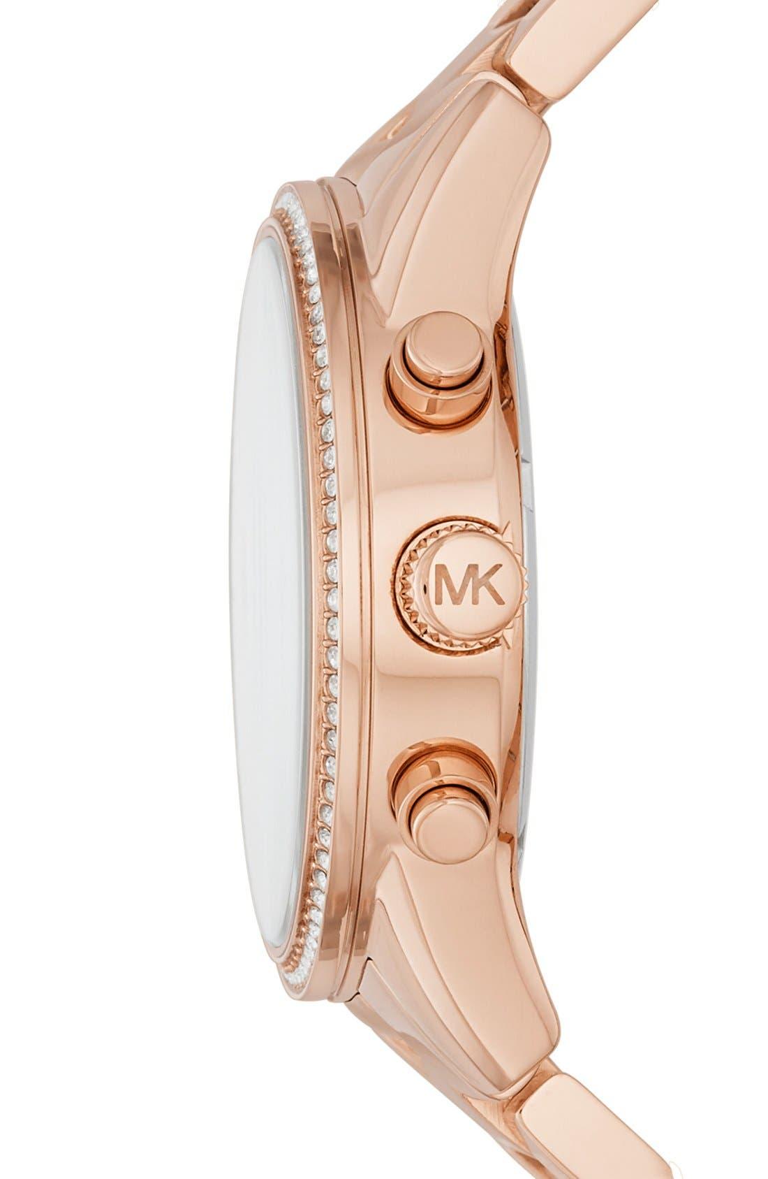 Ritz Chronograph Bracelet Watch, 37mm,                             Alternate thumbnail 14, color,