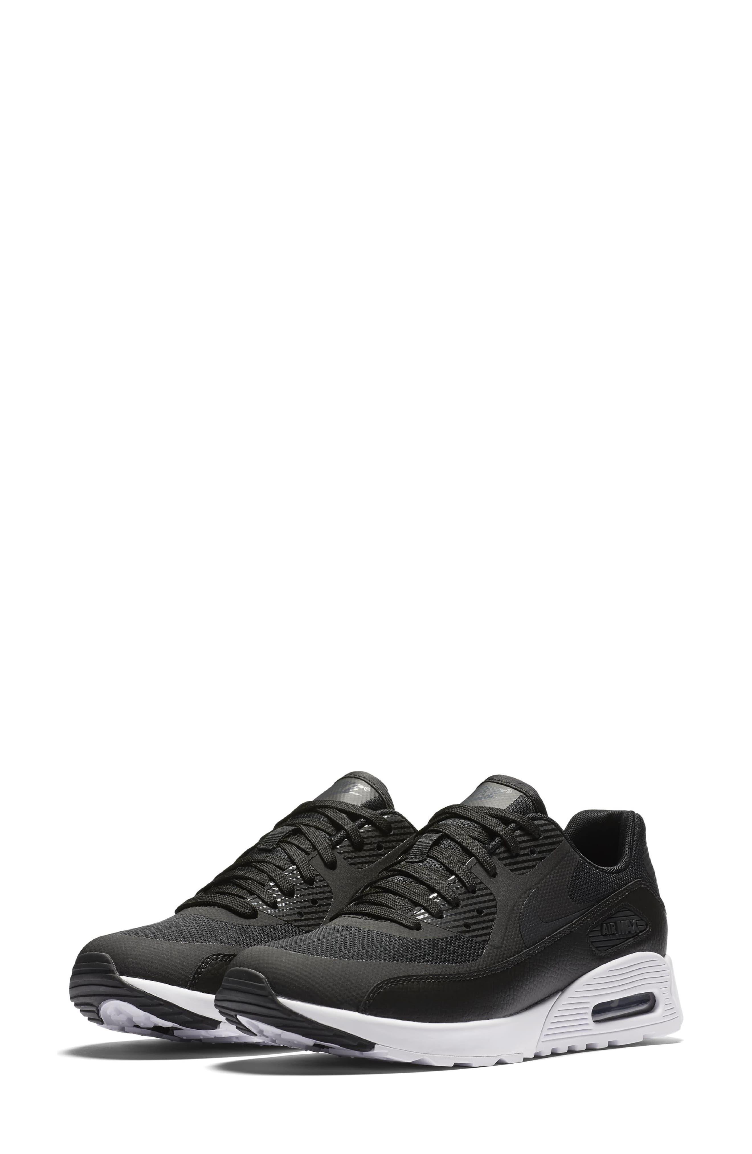 Air Max 90 Ultra 2.0 Sneaker,                             Main thumbnail 1, color,                             002