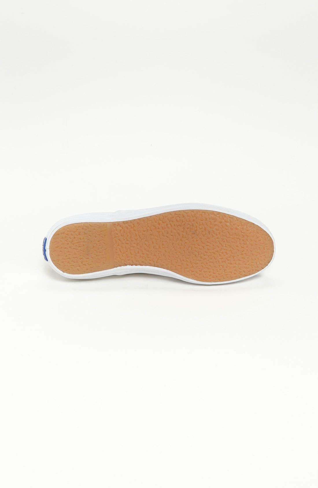 'Champion' Sneaker,                             Alternate thumbnail 4, color,                             WHITE LEATHER