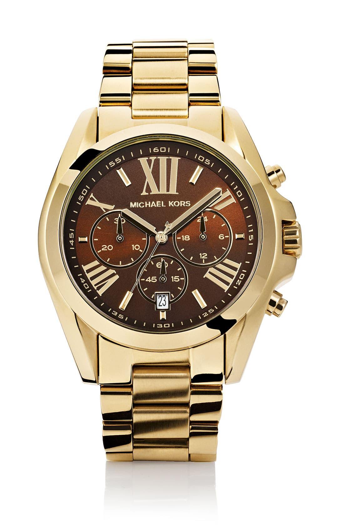 Bradshaw Chronograph Bracelet Watch, 43mm,                             Alternate thumbnail 30, color,