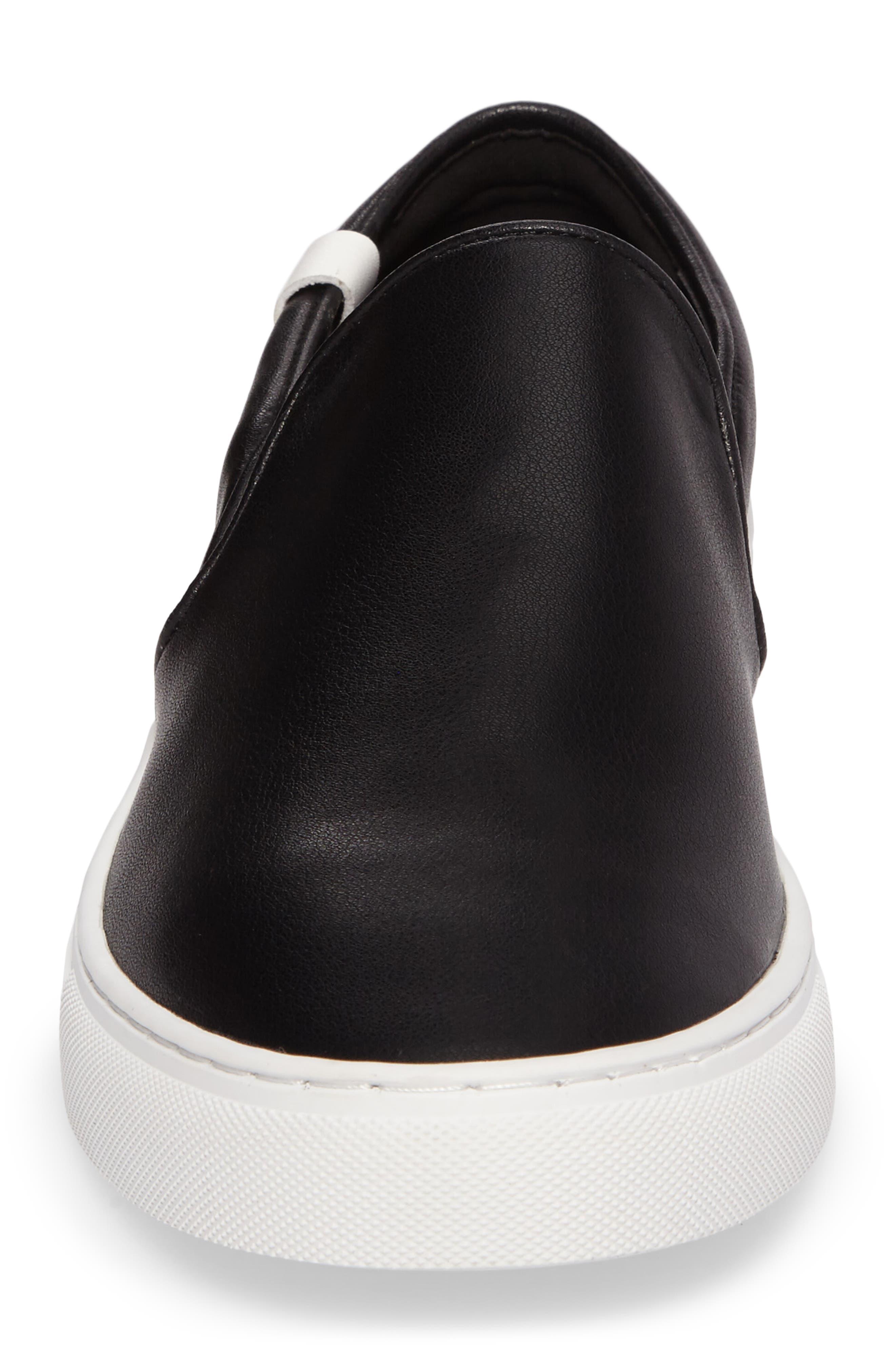 Original Slip-On Sneaker,                             Alternate thumbnail 4, color,                             001