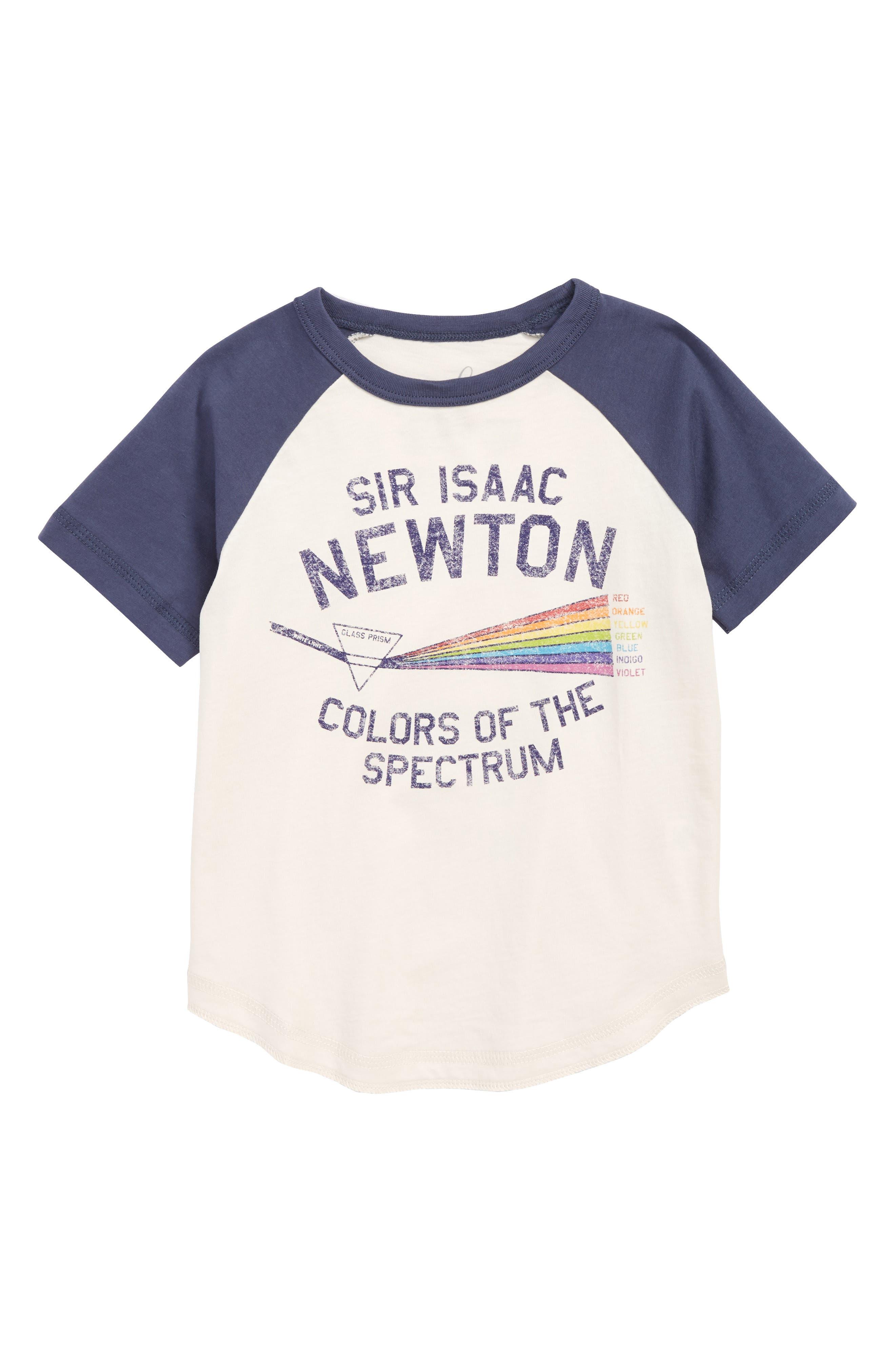 Colors Graphic Raglan Shirt,                             Main thumbnail 1, color,                             100