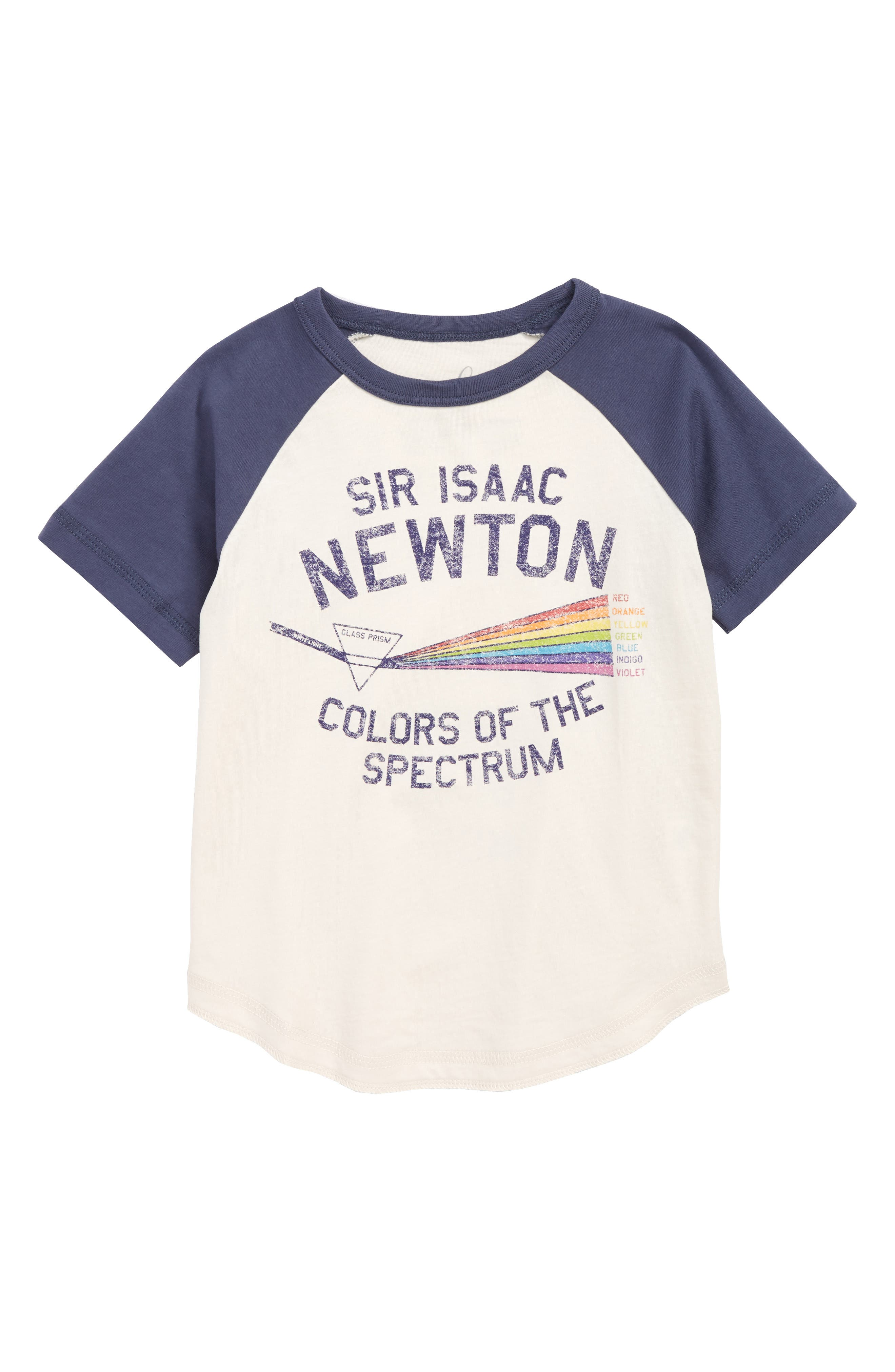 Colors Graphic Raglan Shirt,                         Main,                         color, 100