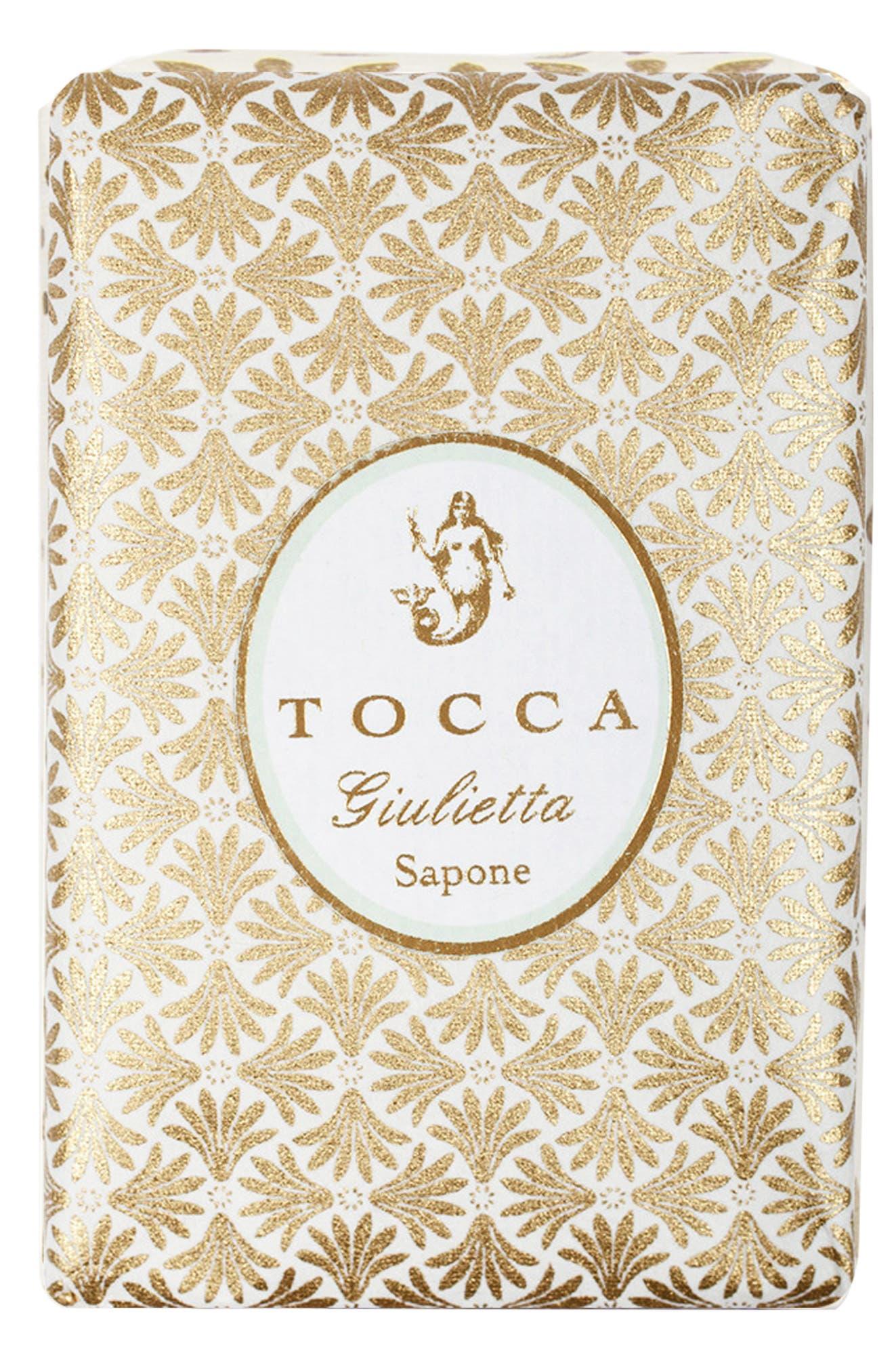 'Giulietta' Bar Soap,                             Main thumbnail 1, color,                             NO COLOR