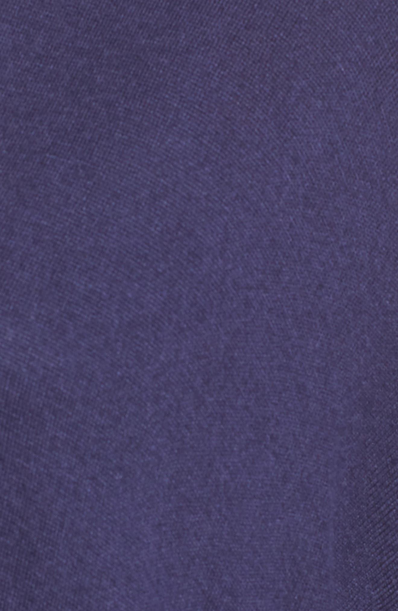 Essential Knit Ruana,                             Alternate thumbnail 5, color,                             410