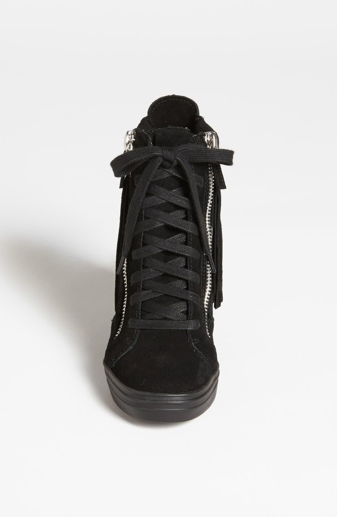 'Georga-F' Wedge Sneaker,                             Alternate thumbnail 2, color,                             006