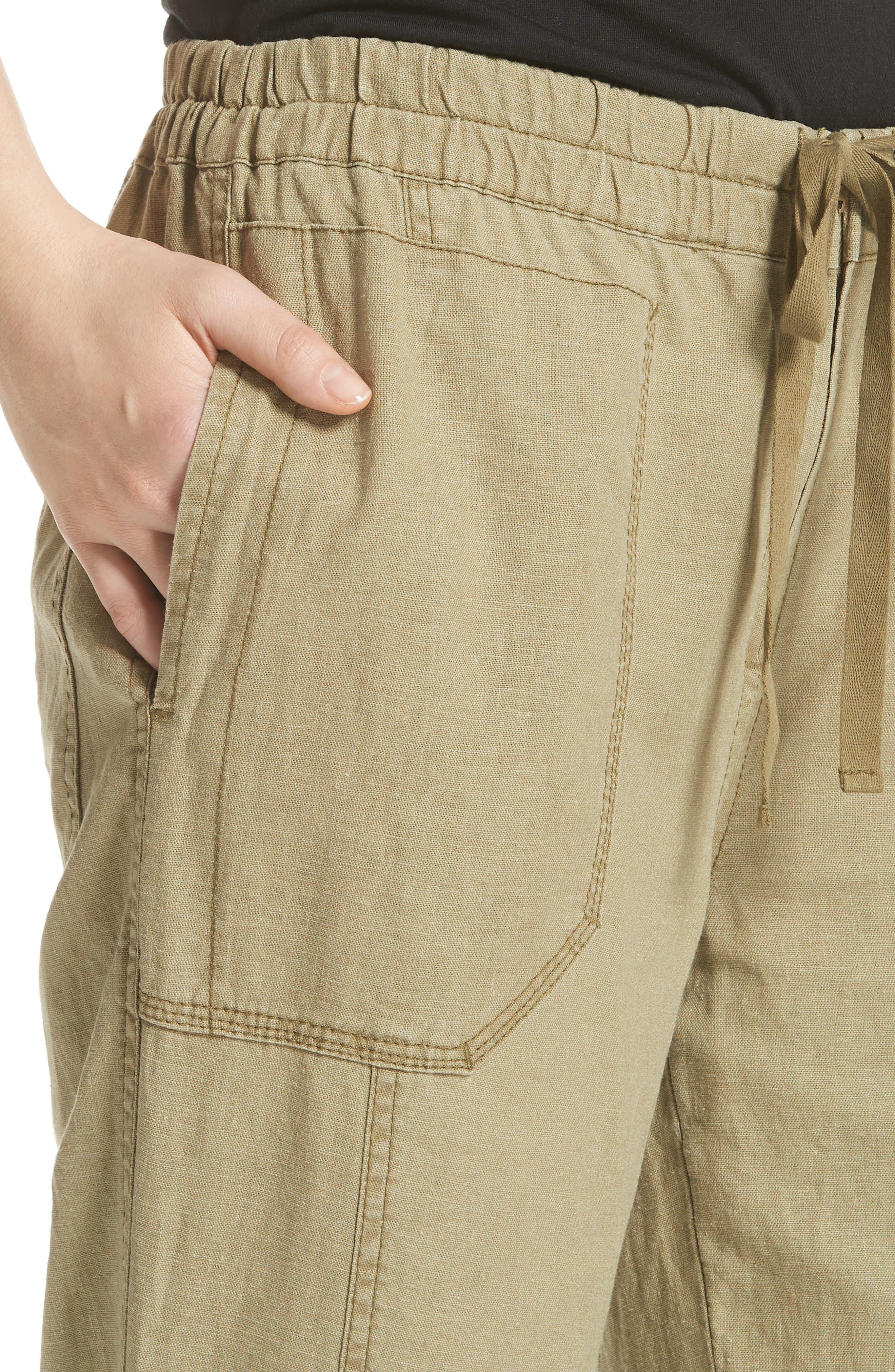 Palmer Skinny Utility Pants,                             Alternate thumbnail 7, color,