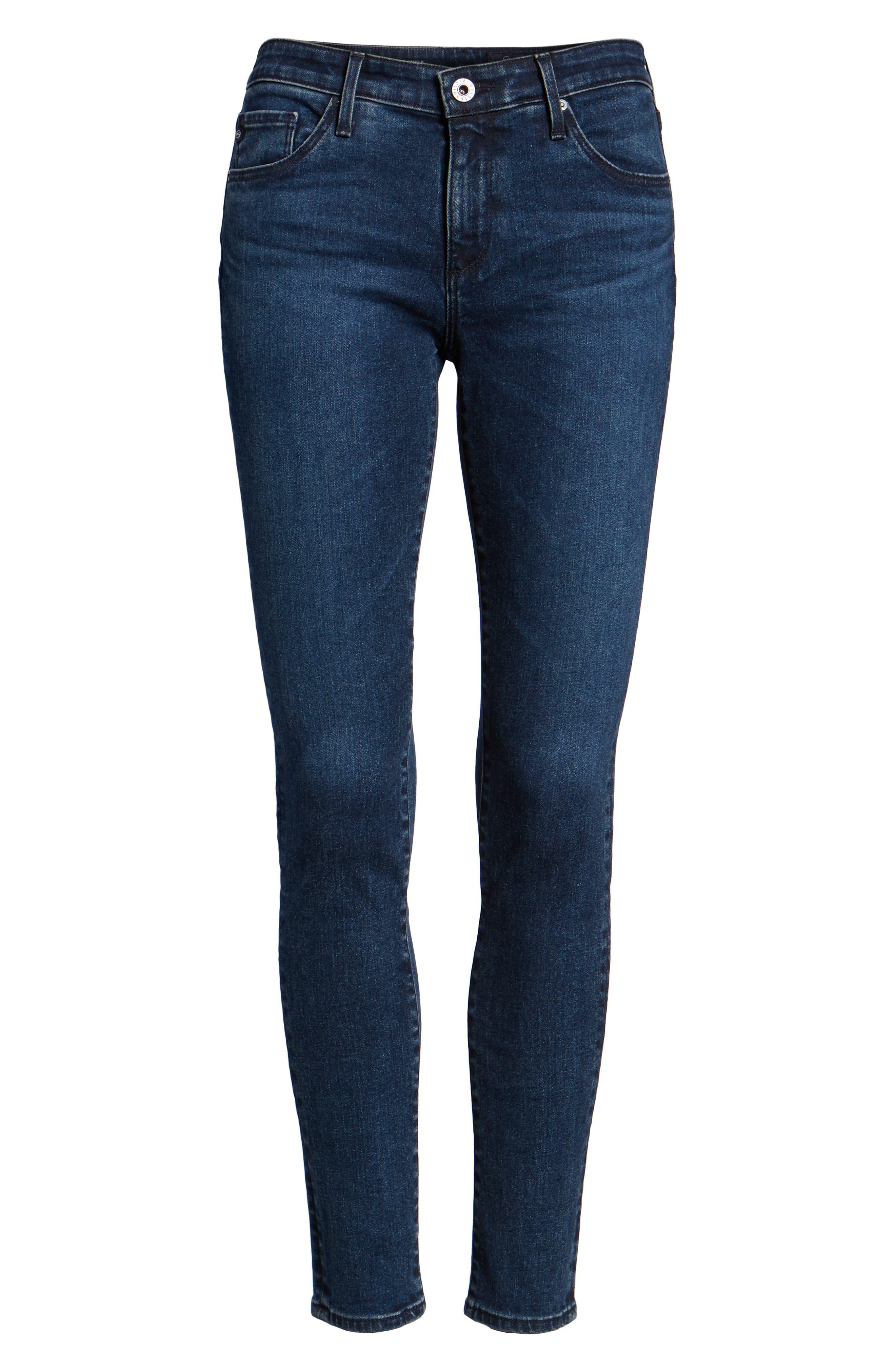 The Legging Ankle Super Skinny Jeans,                             Alternate thumbnail 82, color,