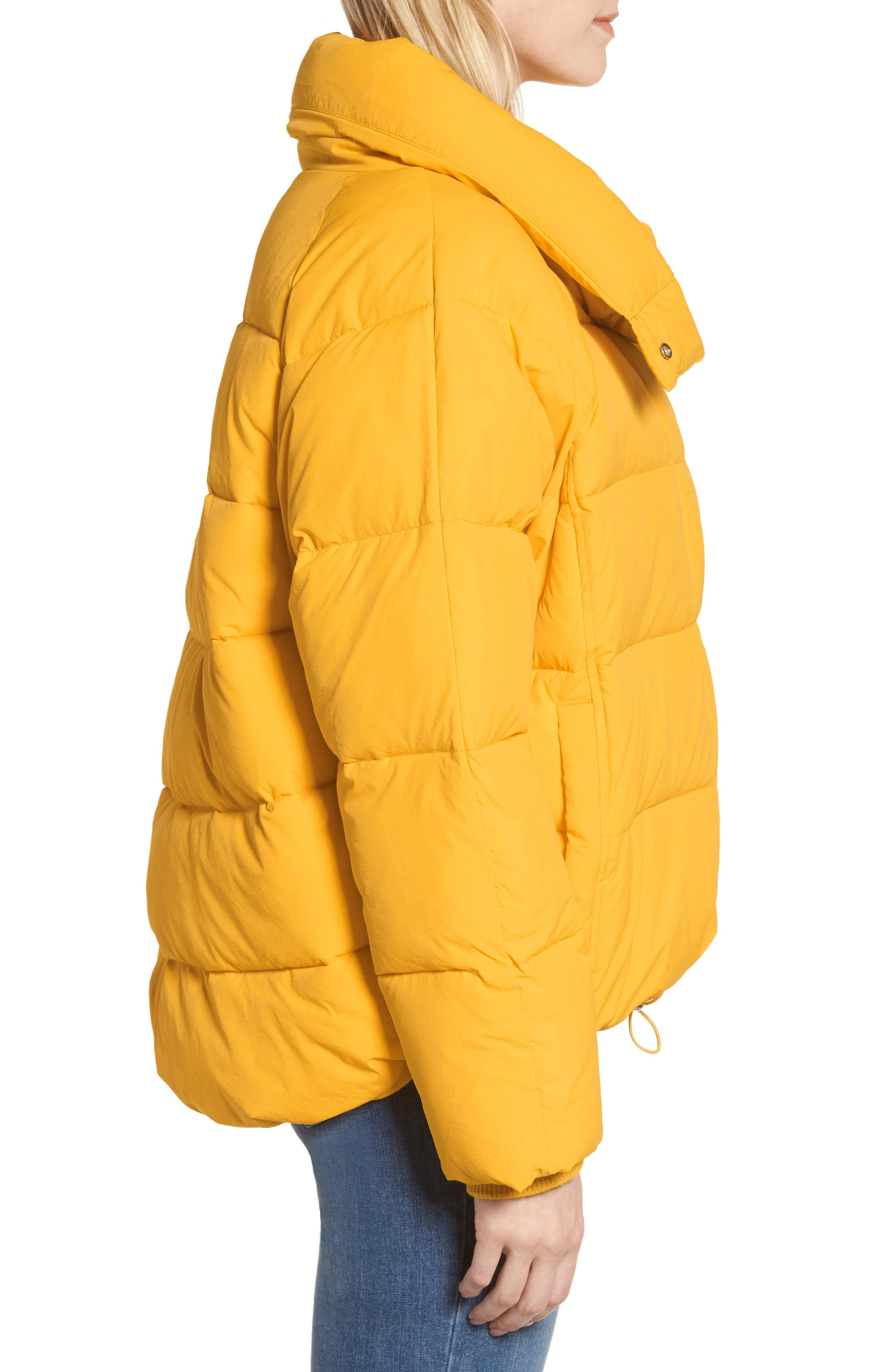 Puffer Coat,                             Alternate thumbnail 3, color,                             700