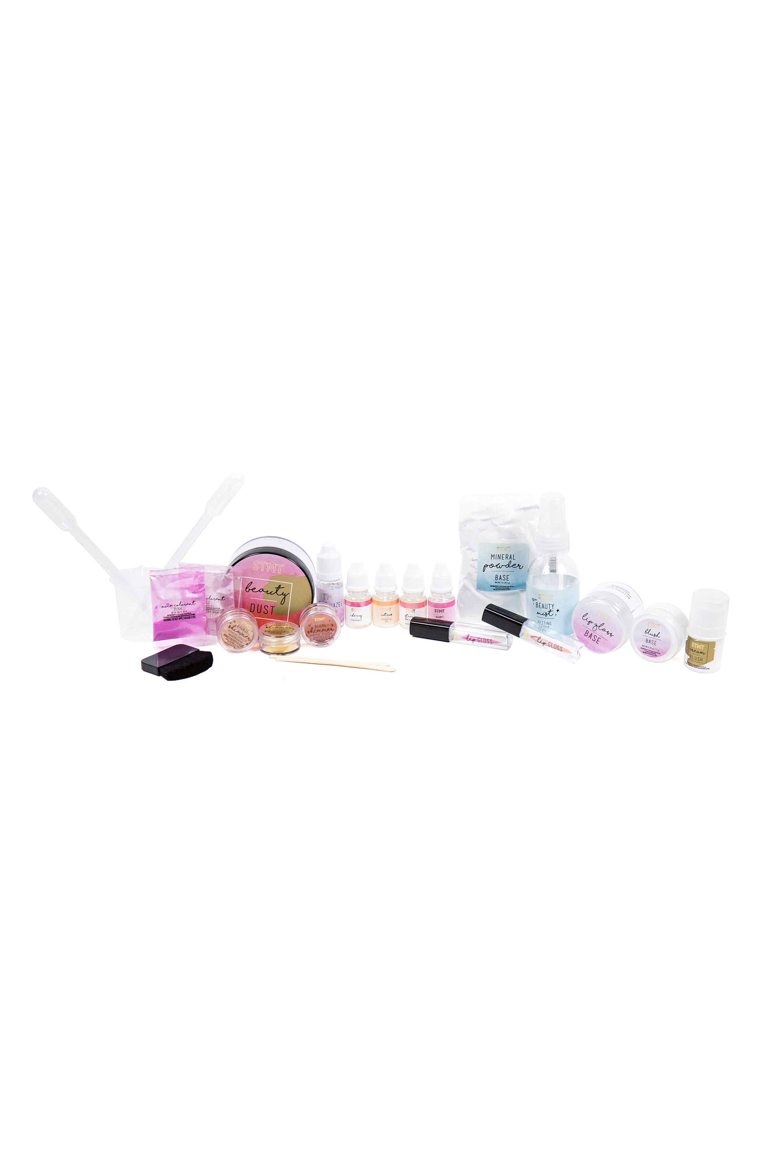 DIY Cosmetics Set,                             Alternate thumbnail 3, color,                             N/ A