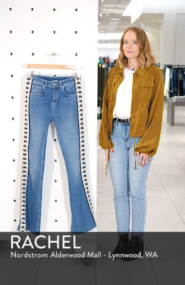 Authentic Brigit Flare Leg Jeans, sales video thumbnail