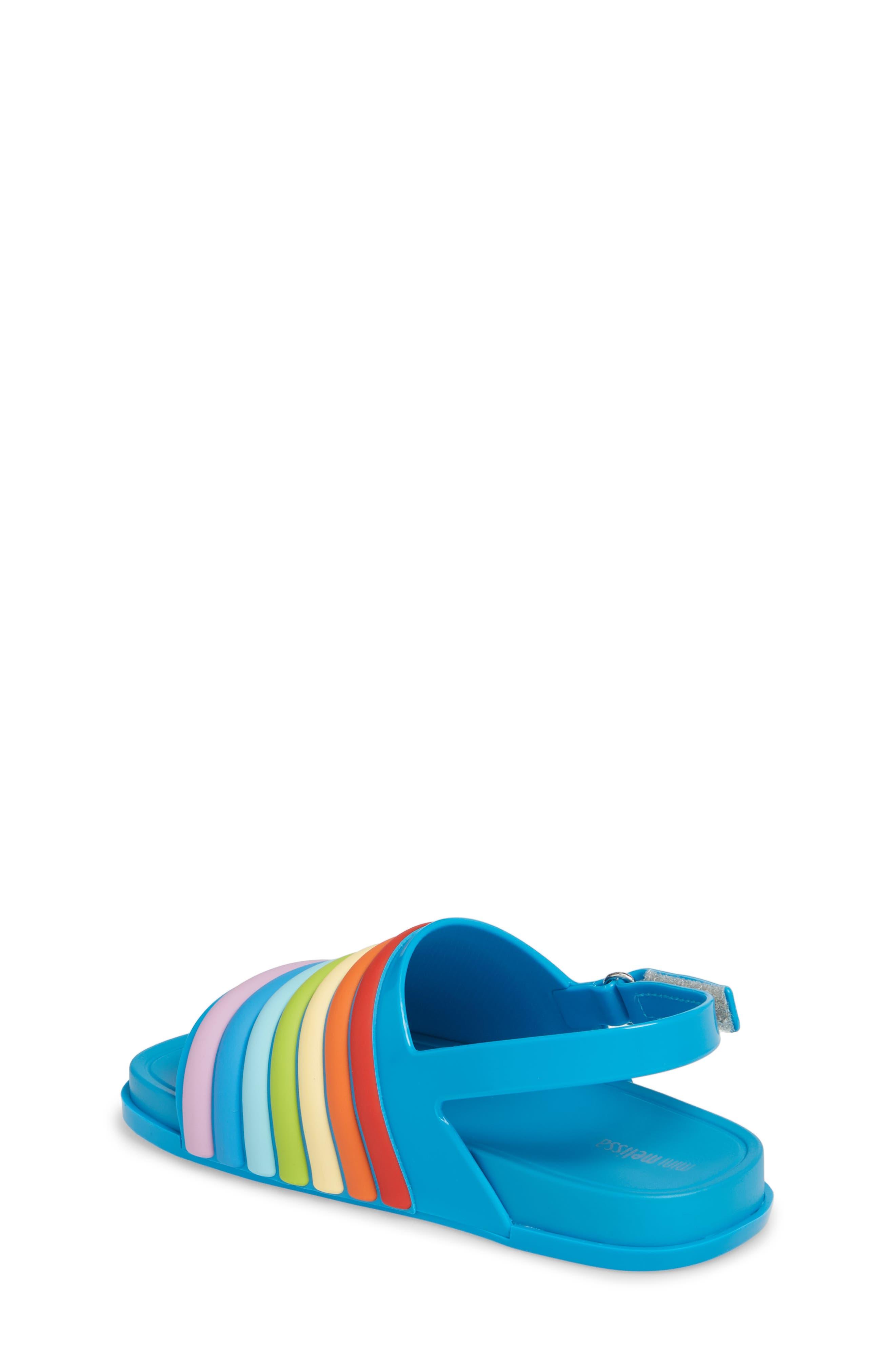 Rainbow Beach Sandal,                             Alternate thumbnail 7, color,