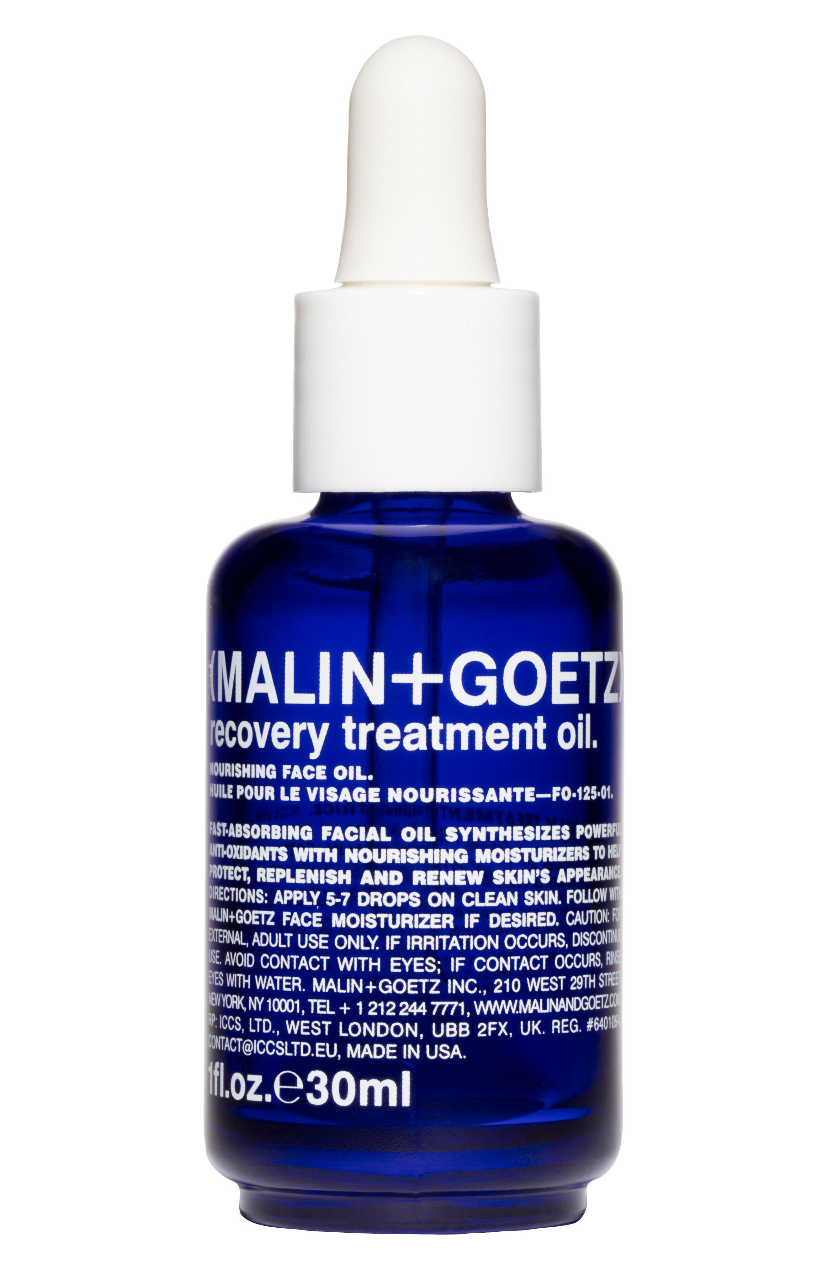 Recovery Treatment Oil,                         Main,                         color, NO COLOR