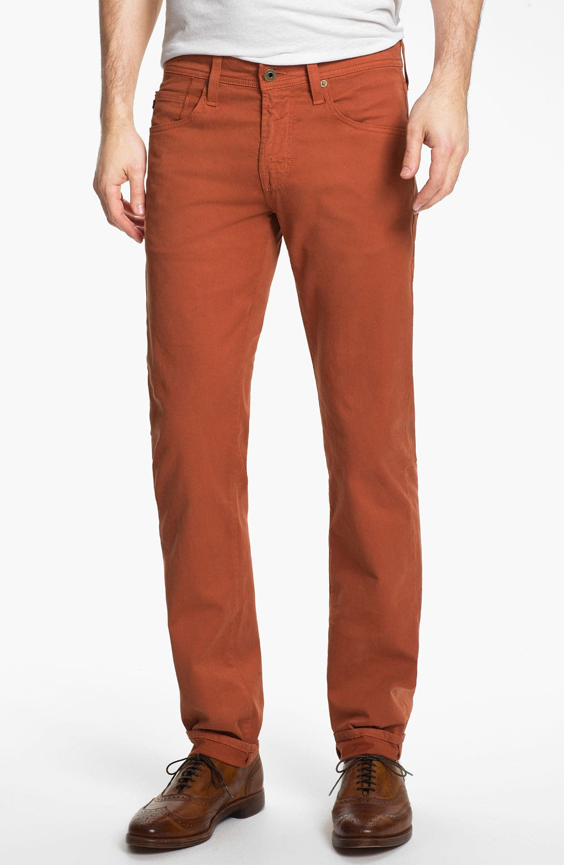 'Matchbox BES' Slim Fit Pants,                             Main thumbnail 42, color,
