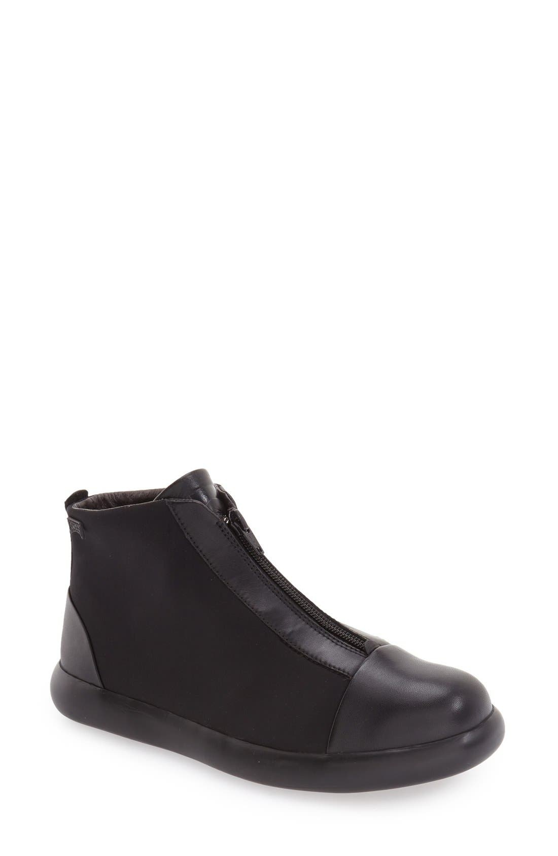 'Pelotas - Capsule' Cap Toe Sneaker,                             Main thumbnail 1, color,                             001