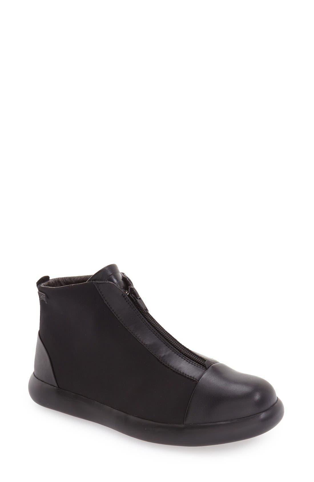 'Pelotas - Capsule' Cap Toe Sneaker, Main, color, 001