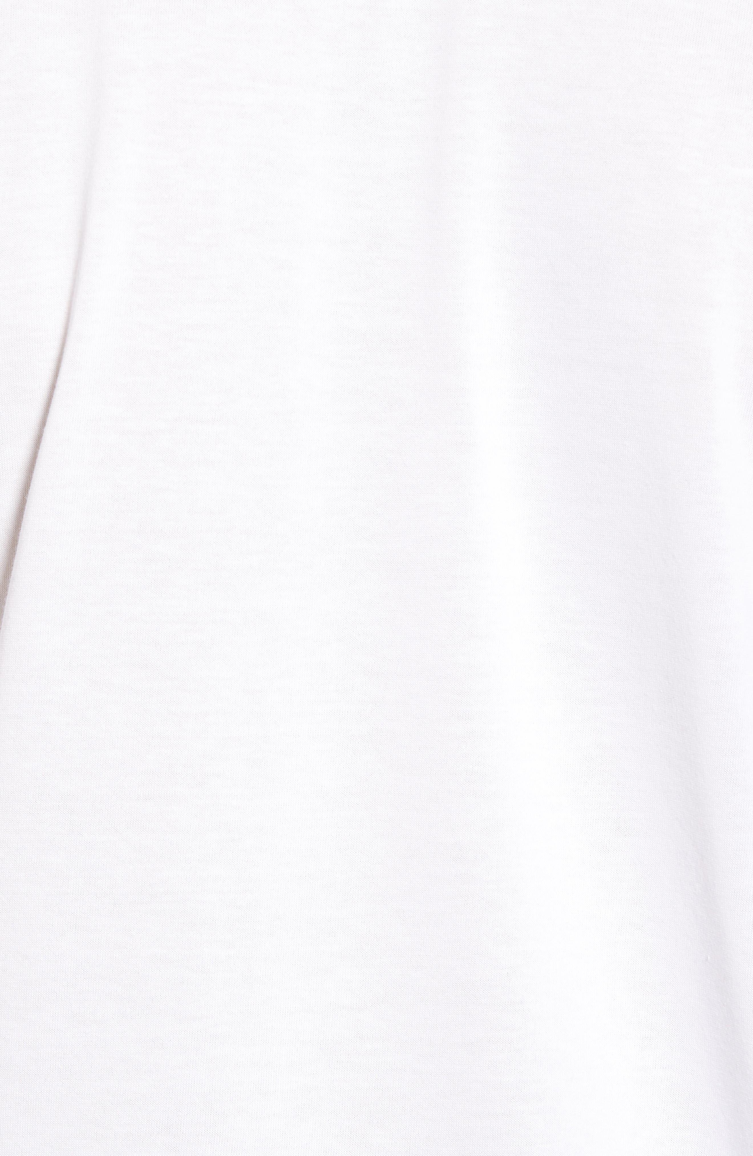 Tech Vertical Stripe Graphic T-Shirt,                             Alternate thumbnail 14, color,