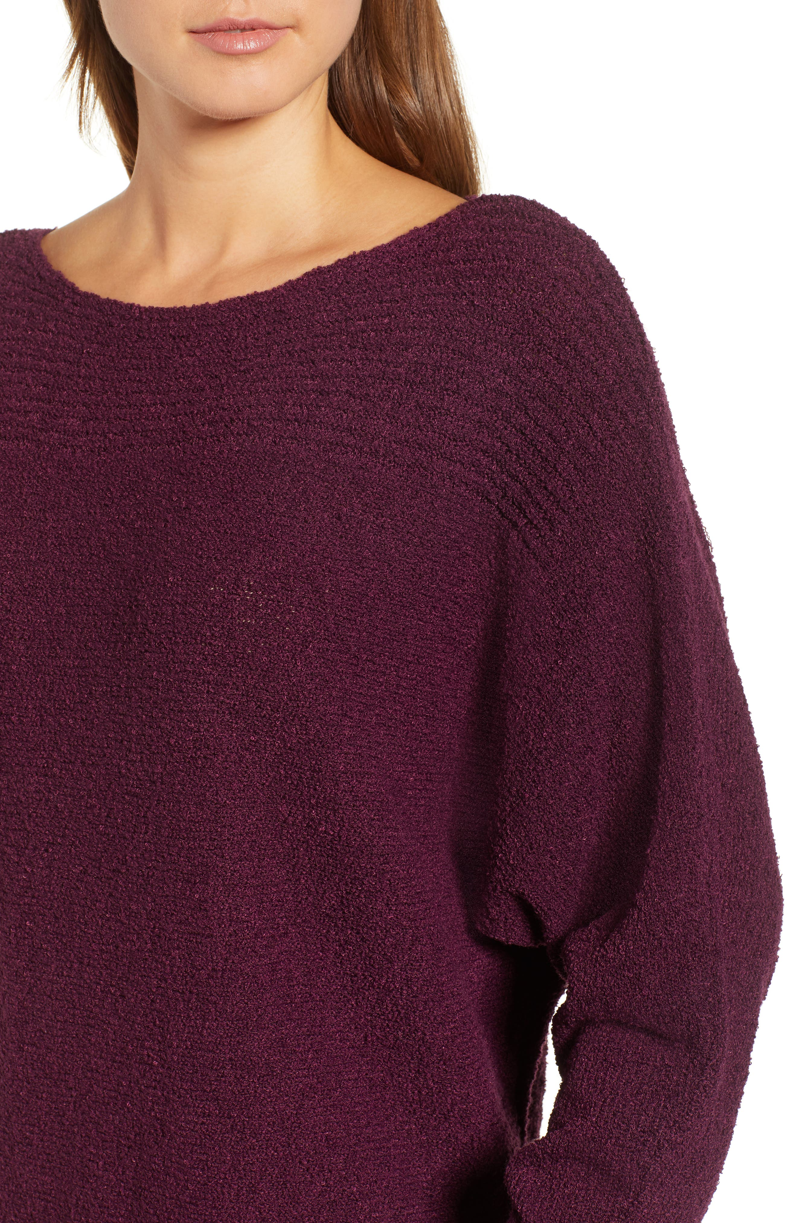 Calson<sup>®</sup> Dolman Sleeve Sweater,                             Alternate thumbnail 18, color,