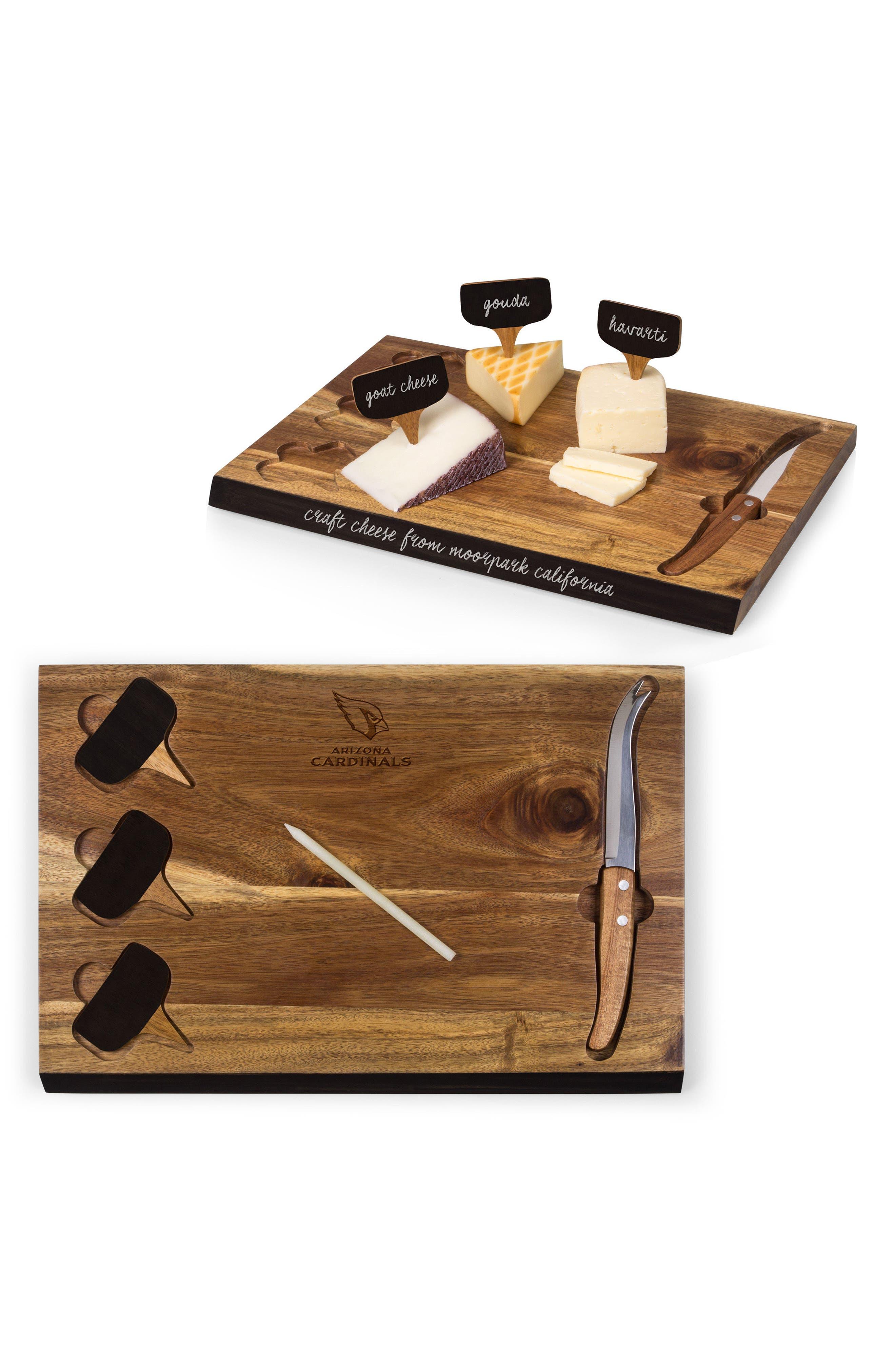 PICNIC TIME,                             Delio 6-Piece Cheese Board Set,                             Alternate thumbnail 2, color,                             200