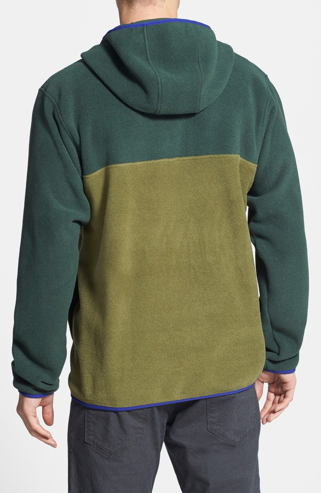 Synchilla<sup>®</sup> Snap-T<sup>®</sup> Hoodie,                             Alternate thumbnail 3, color,                             300