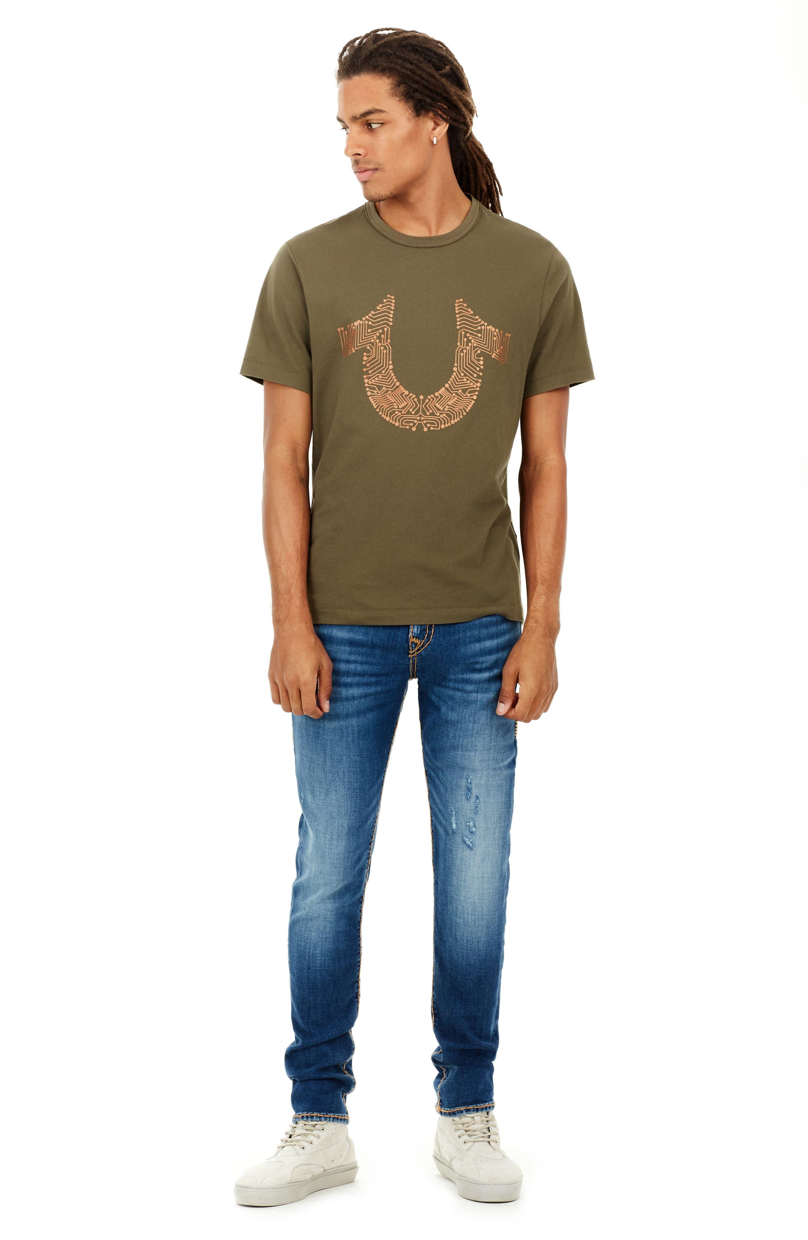 Circuit T-Shirt,                             Alternate thumbnail 6, color,