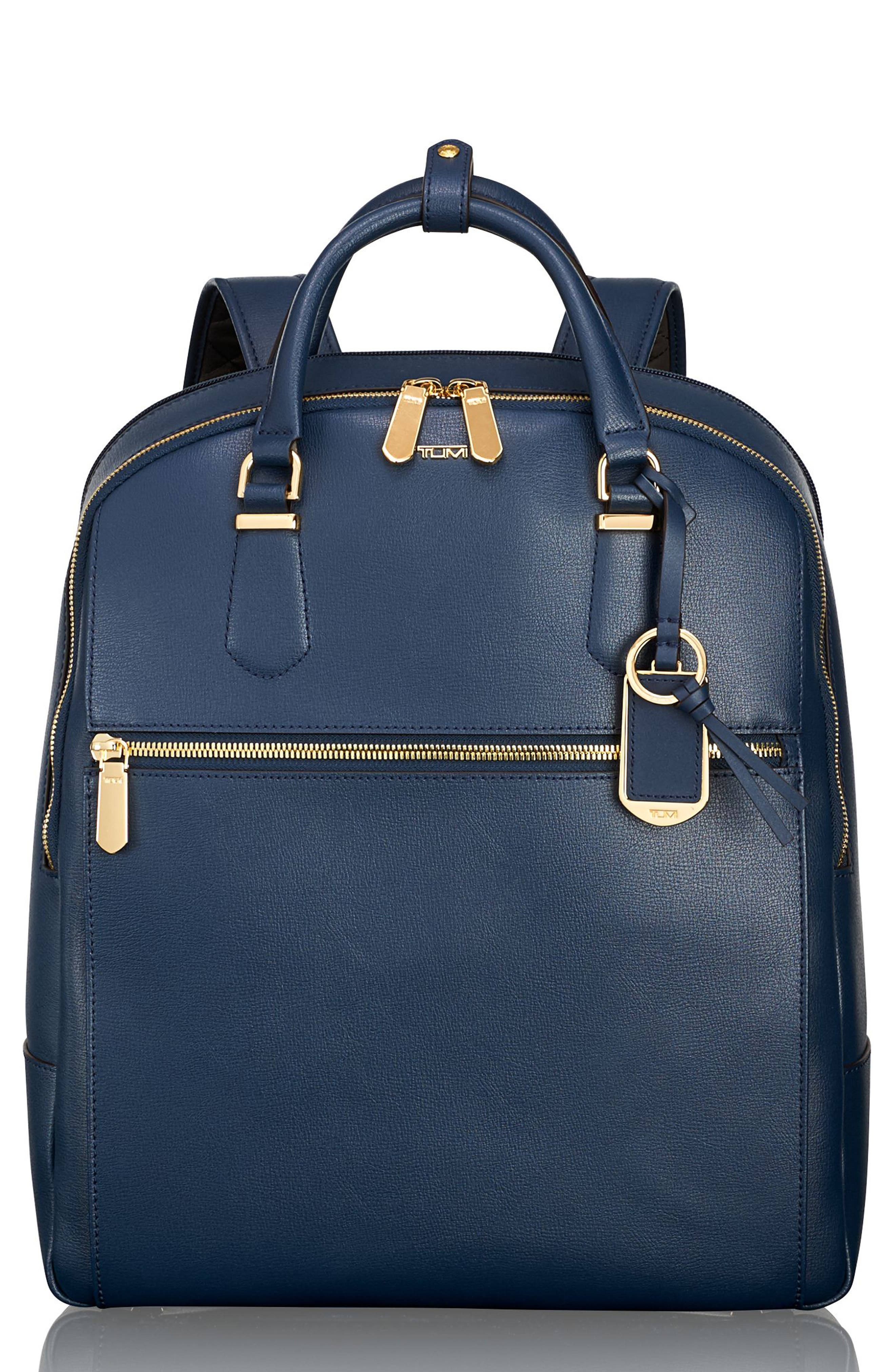 Stanton Orion Leather Backpack,                             Main thumbnail 3, color,