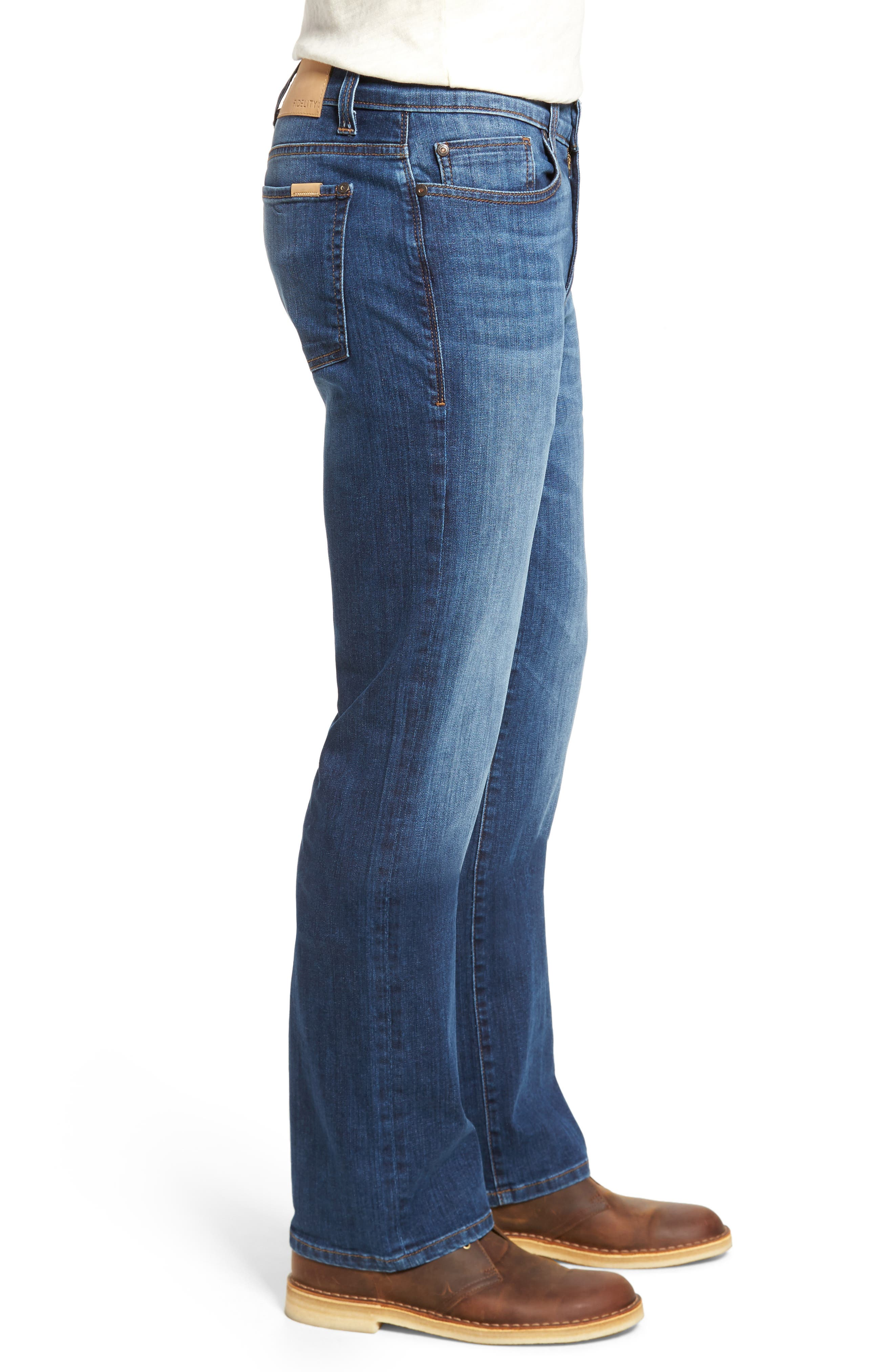 5011 Relaxed Fit Jeans,                             Alternate thumbnail 3, color,                             LIVERPOOL