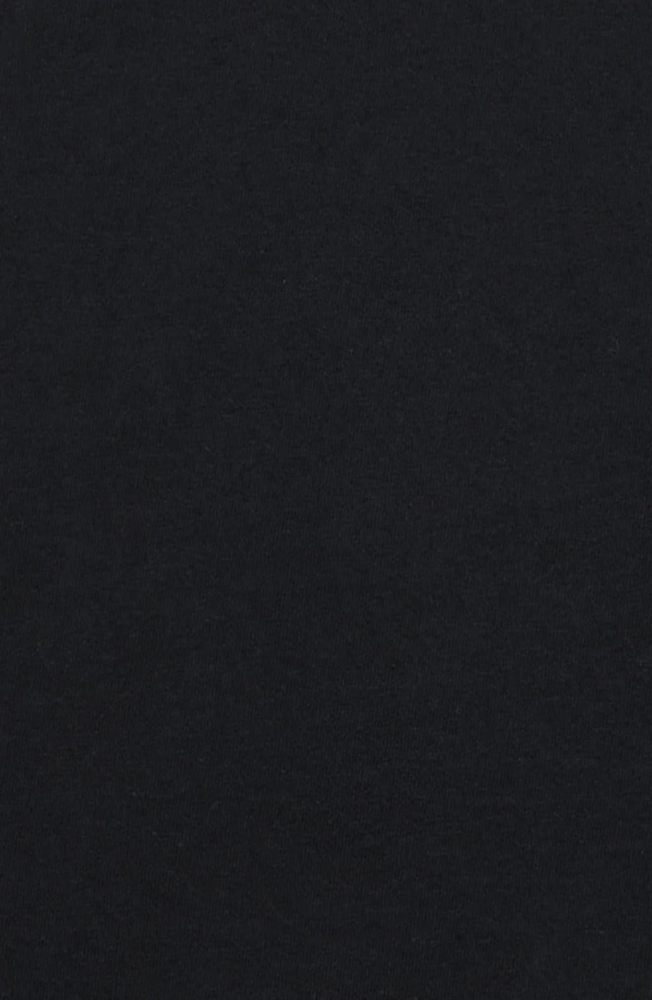 Wrecker Raglan Sleeve T-Shirt,                             Alternate thumbnail 2, color,                             001