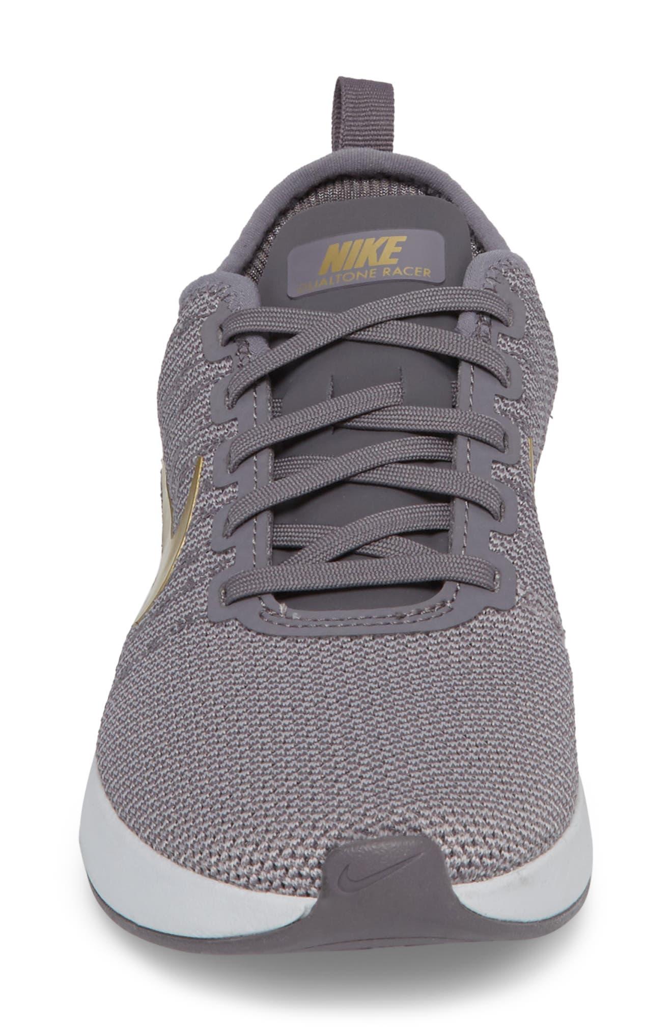 Dualtone Racer SE Sneaker,                             Alternate thumbnail 4, color,                             021
