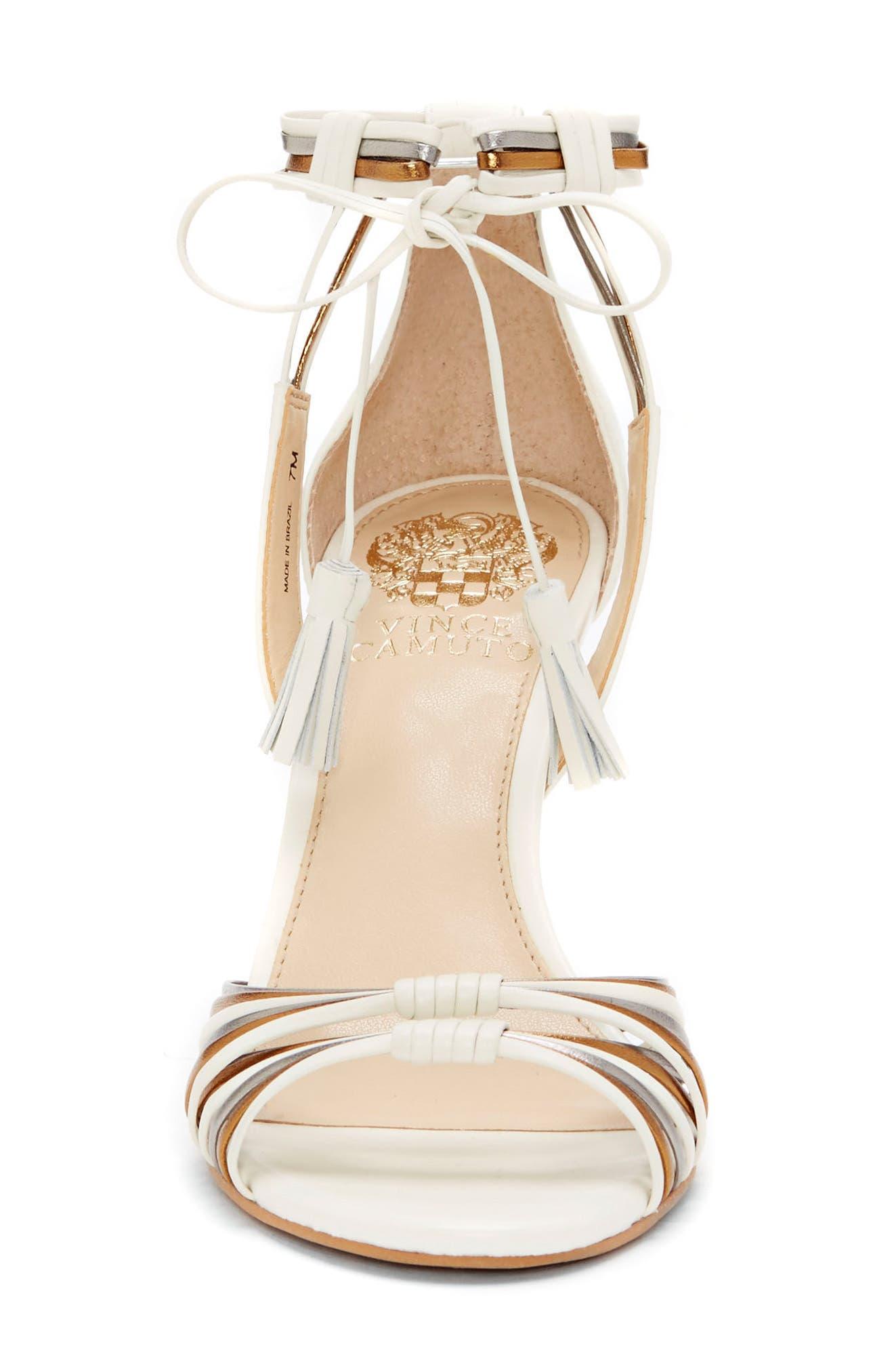 Stellima Tassel Sandal,                             Alternate thumbnail 32, color,