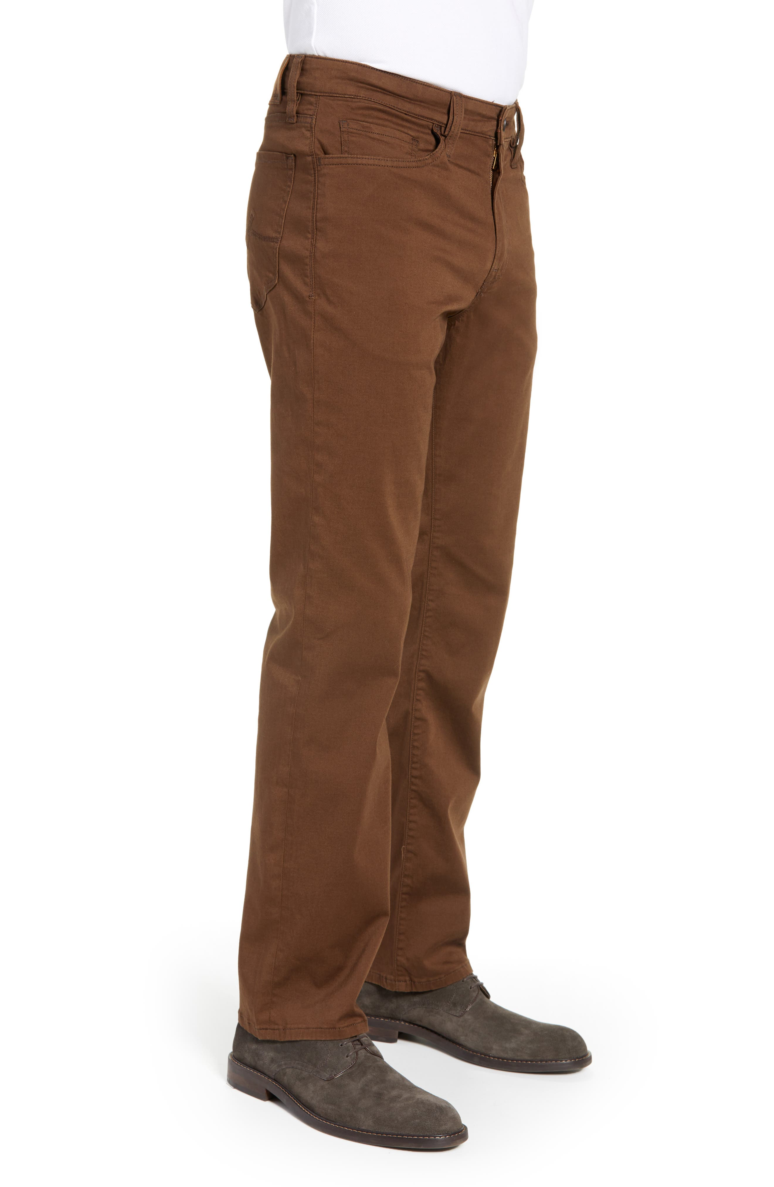 Charisma Relaxed Fit Twill Pants,                             Alternate thumbnail 3, color,                             CAF TWILL