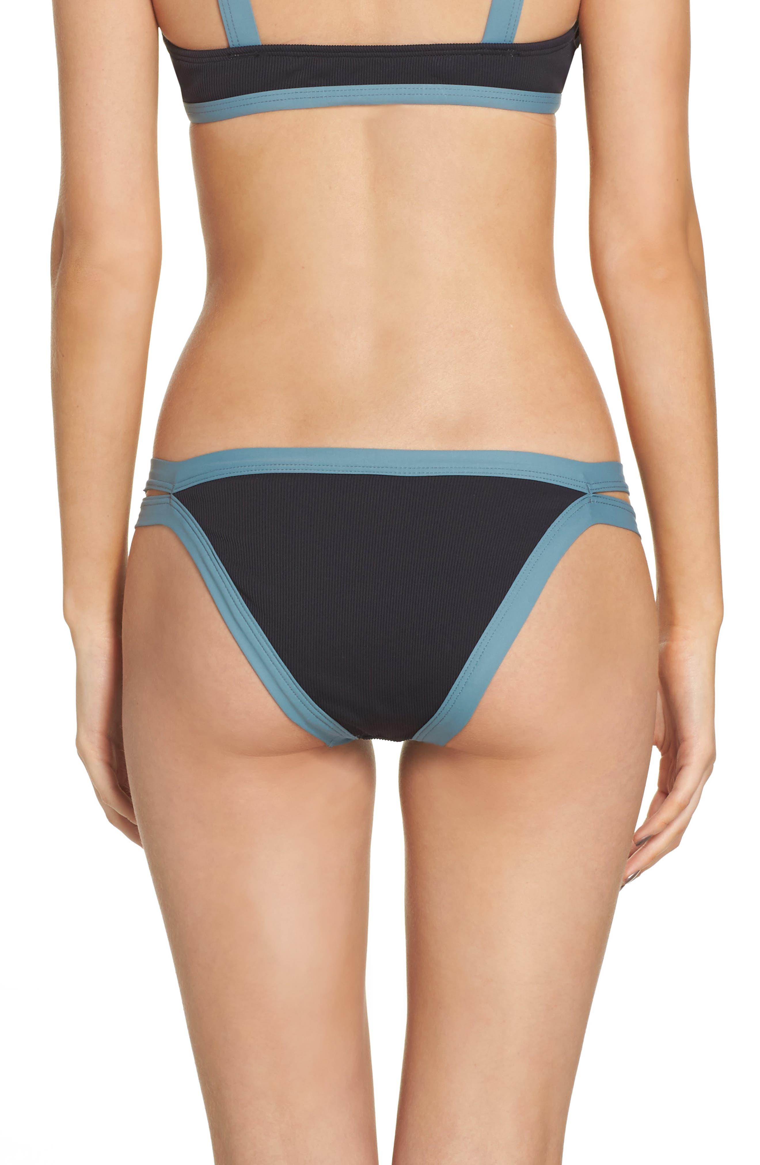 Charlie Classic Bikini Bottoms,                             Alternate thumbnail 2, color,