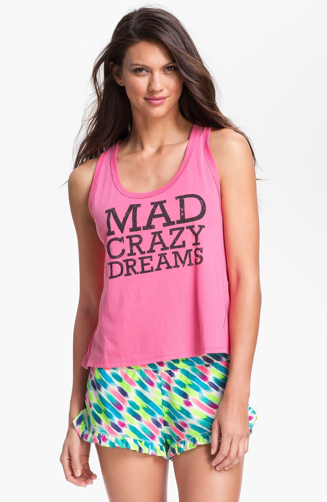'Mad Crazy Dreams' Tank,                             Main thumbnail 10, color,