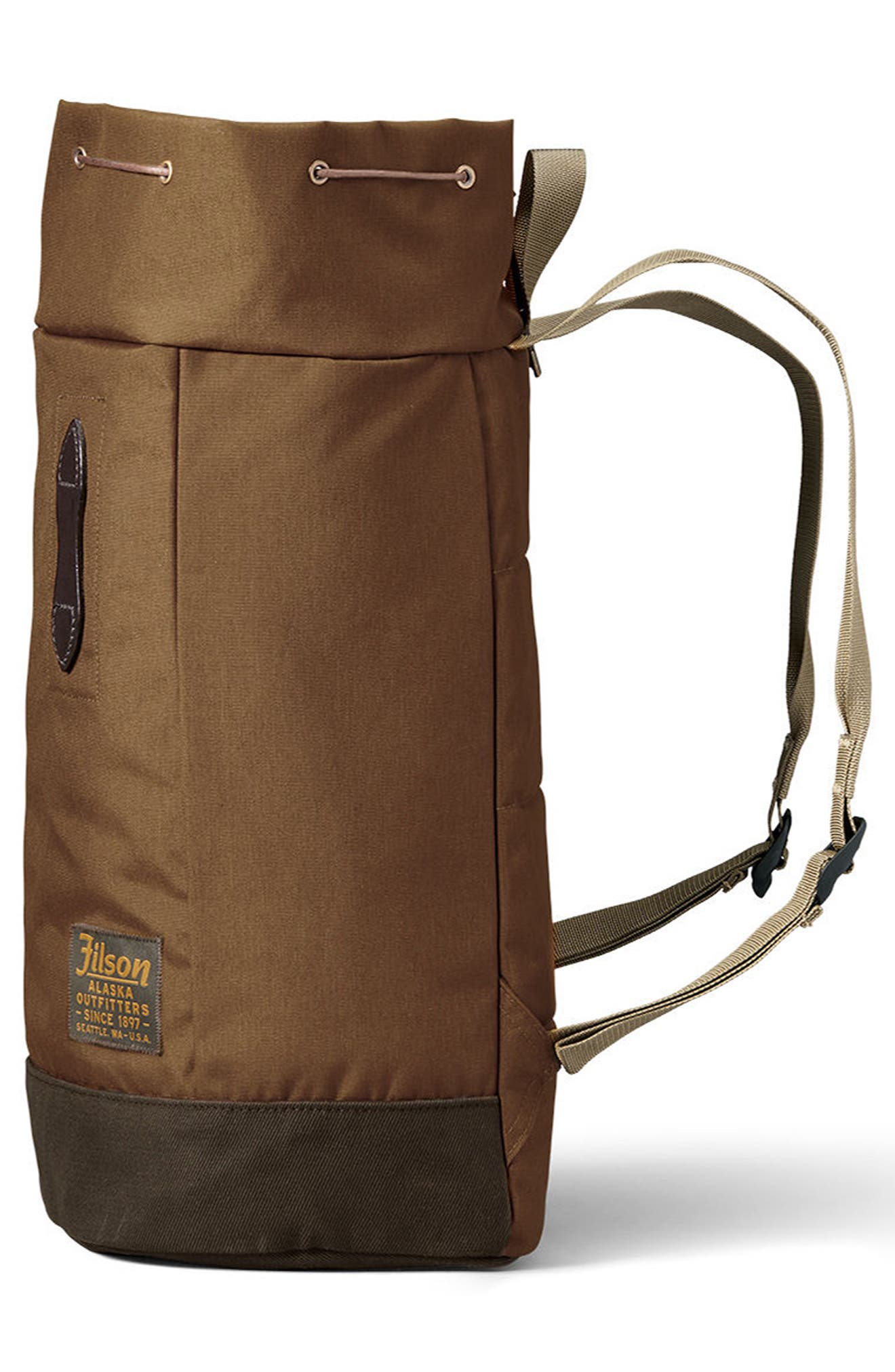 Day Pack,                             Alternate thumbnail 3, color,                             WHISKEY