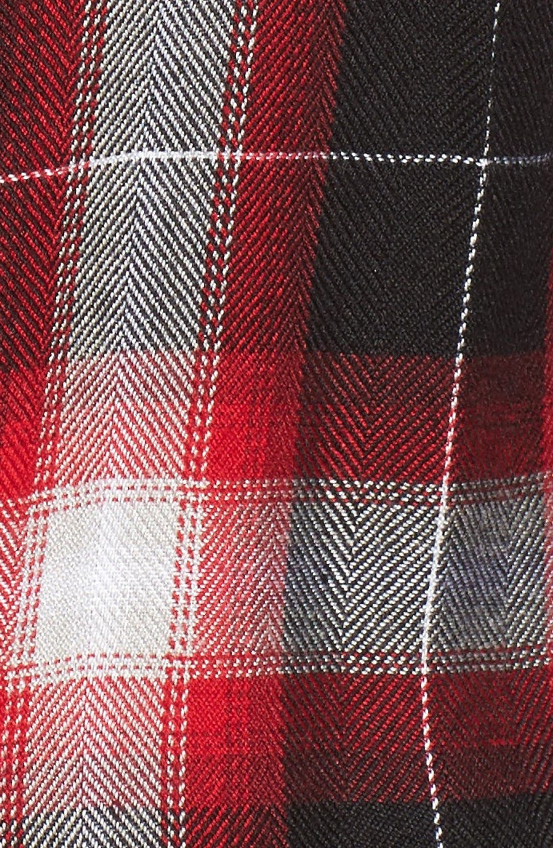 Hunter Plaid Shirt,                             Alternate thumbnail 668, color,