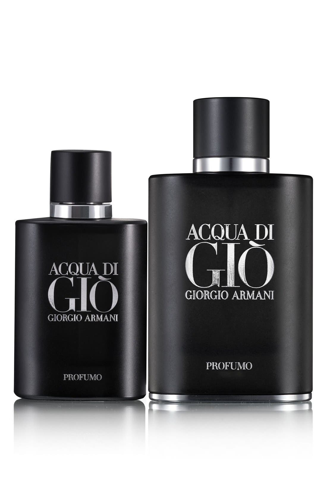 GIORGIO ARMANI,                             'Acqua di Giò Profumo' Set,                             Alternate thumbnail 2, color,                             000