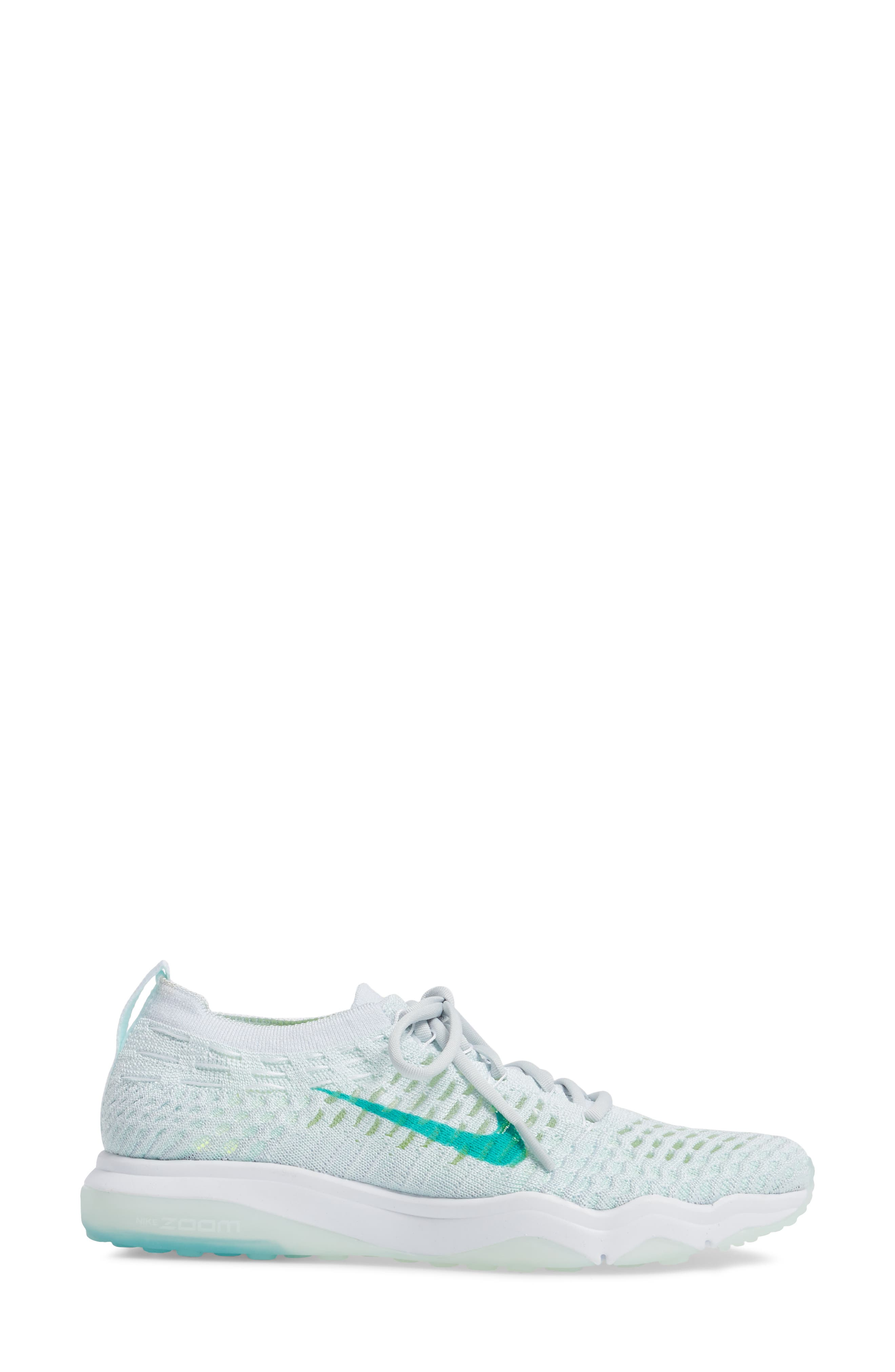 Air Zoom Fearless Flyknit Training Shoe,                             Alternate thumbnail 26, color,