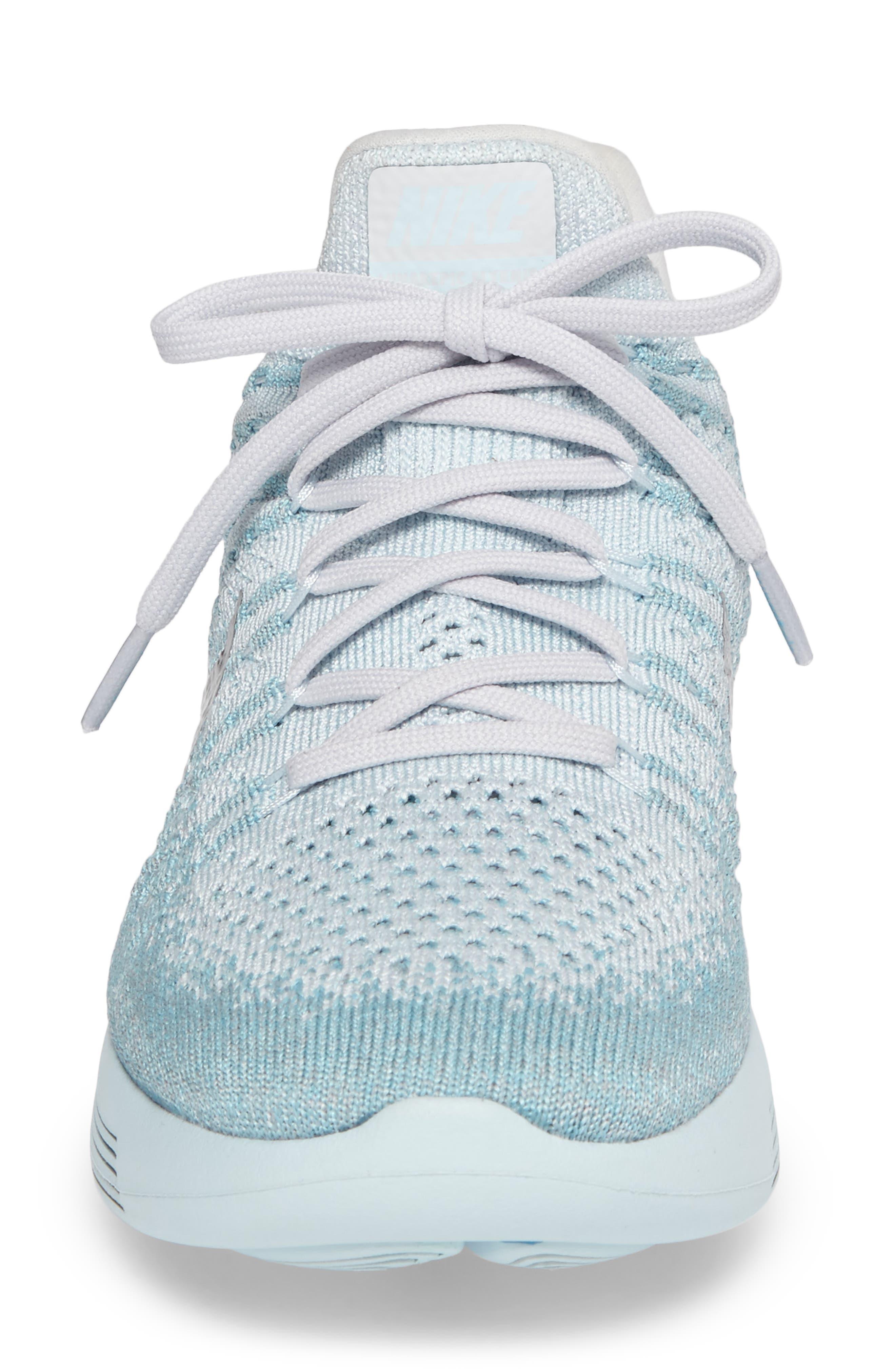 LunarEpic Low Flyknit 2 Running Shoe,                             Alternate thumbnail 65, color,