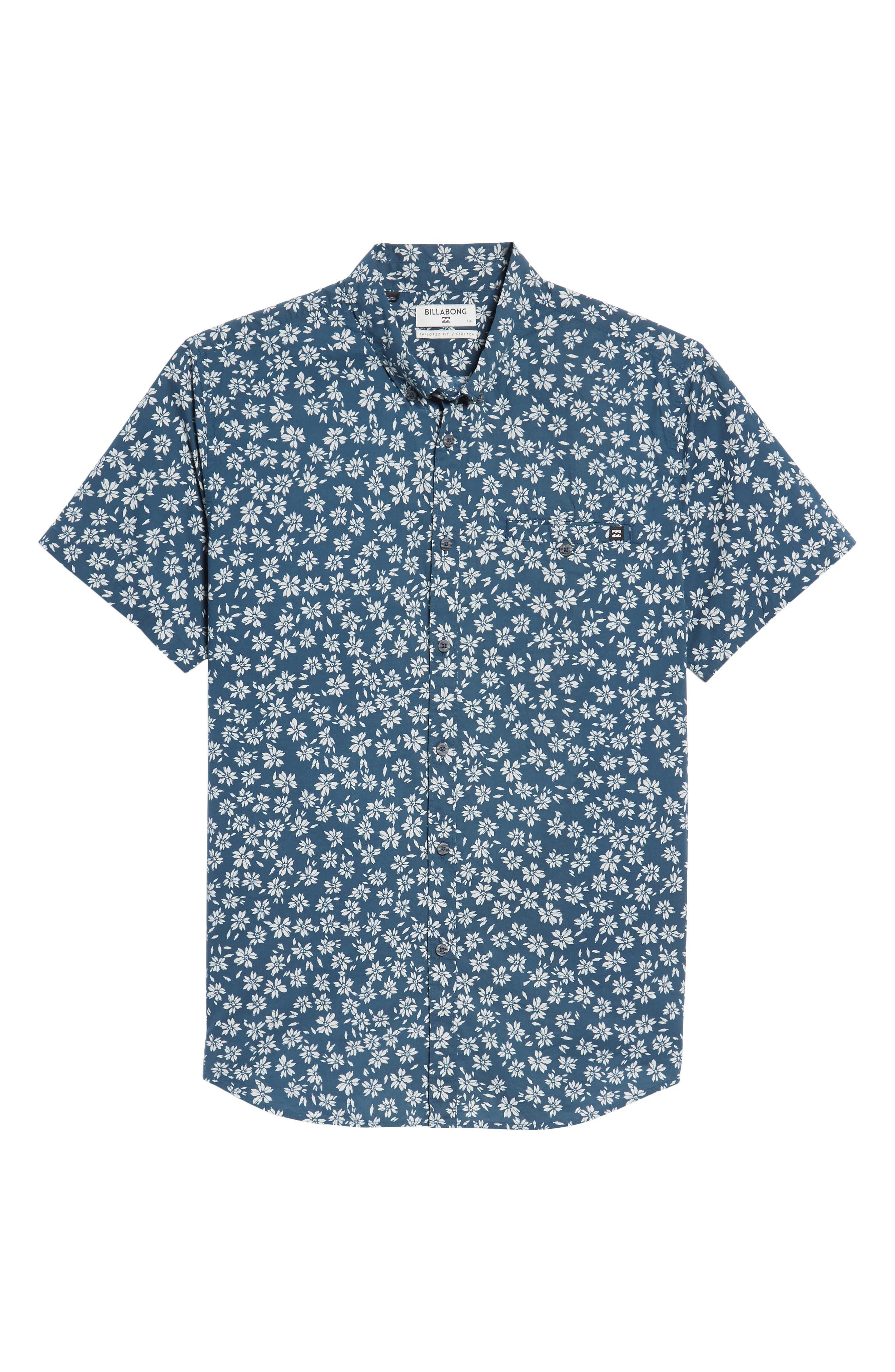 Sunday Woven Shirt,                             Alternate thumbnail 24, color,