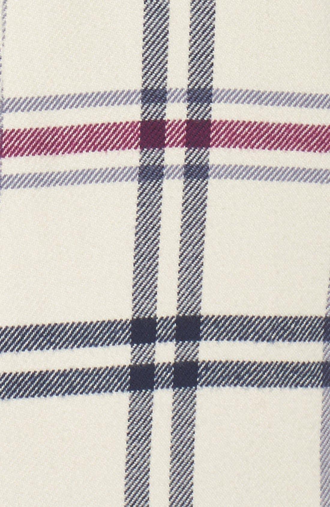 'Fjord' Flannel Shirt,                             Alternate thumbnail 55, color,